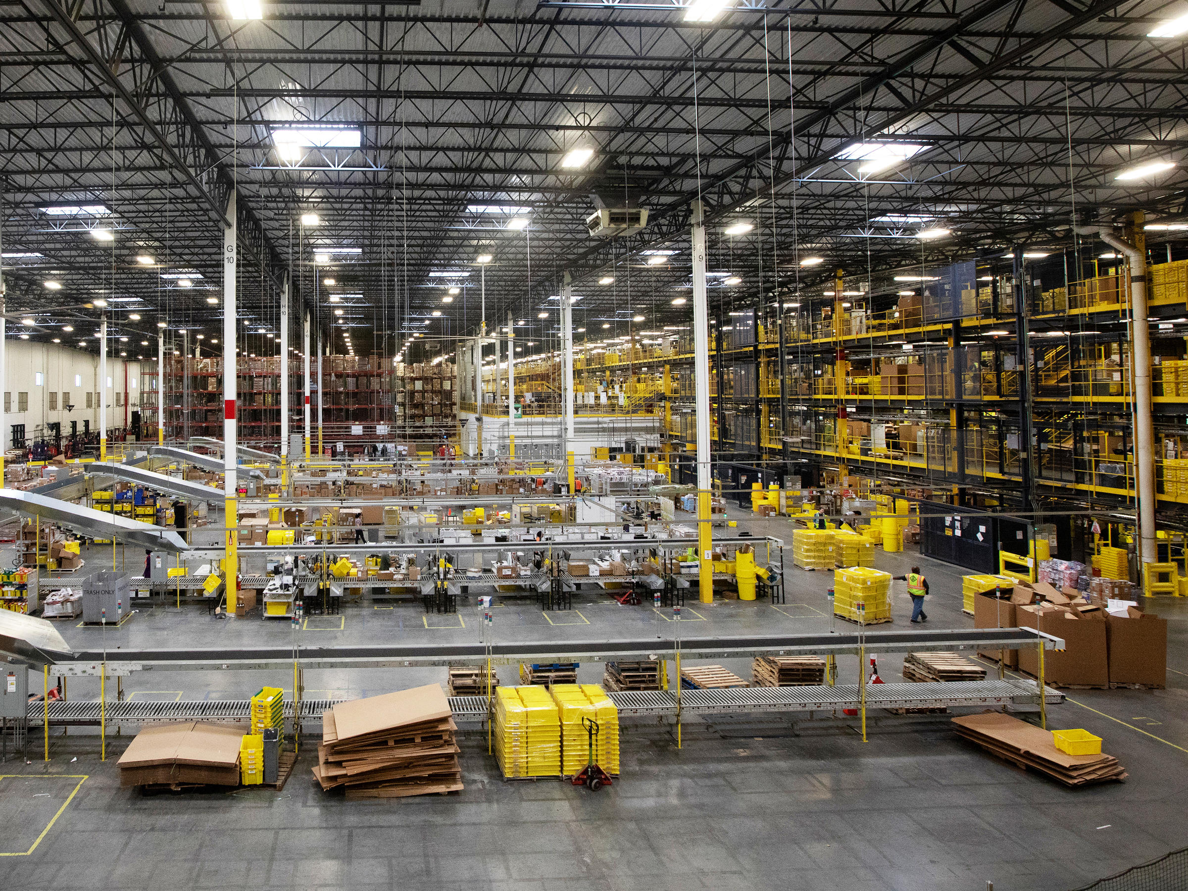 Image result for amazon warehouse