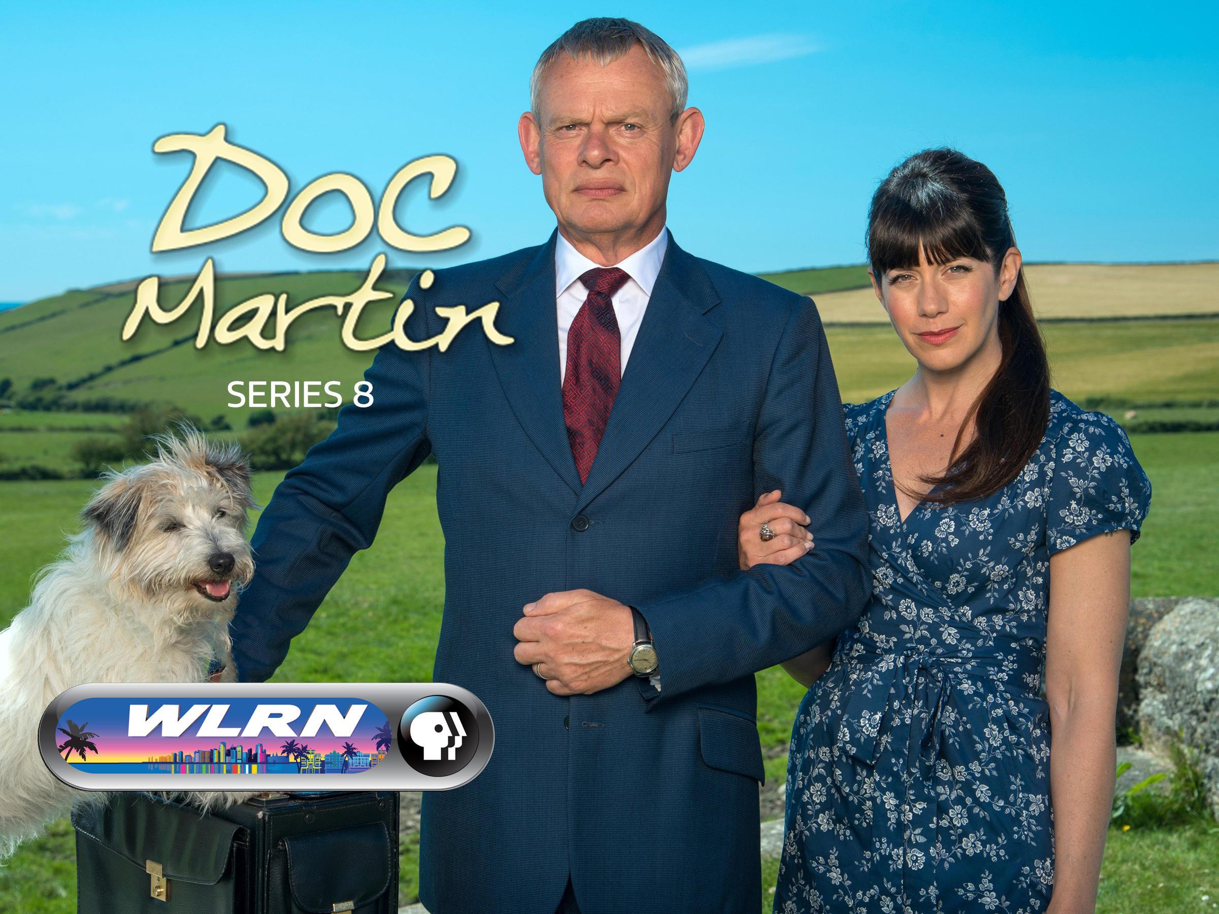 Heads Up Clunatics   New Season of Doc Martin begins | WJCT NEWS