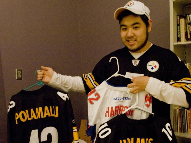 reputable site 30bd8 ac153 Counterfeit Jerseys: Can You Tell The Difference? | KUNC
