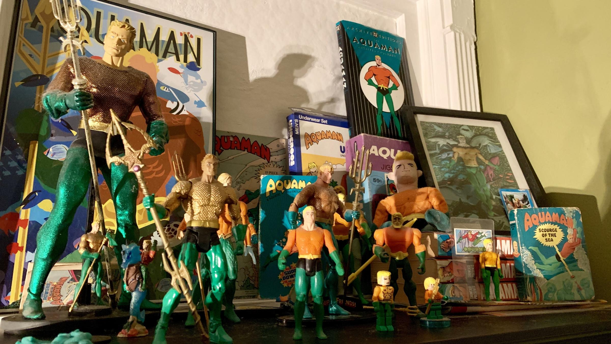Aquaman, From Super Friend To Surfer Dude: The Bro-Ification Of A Hero