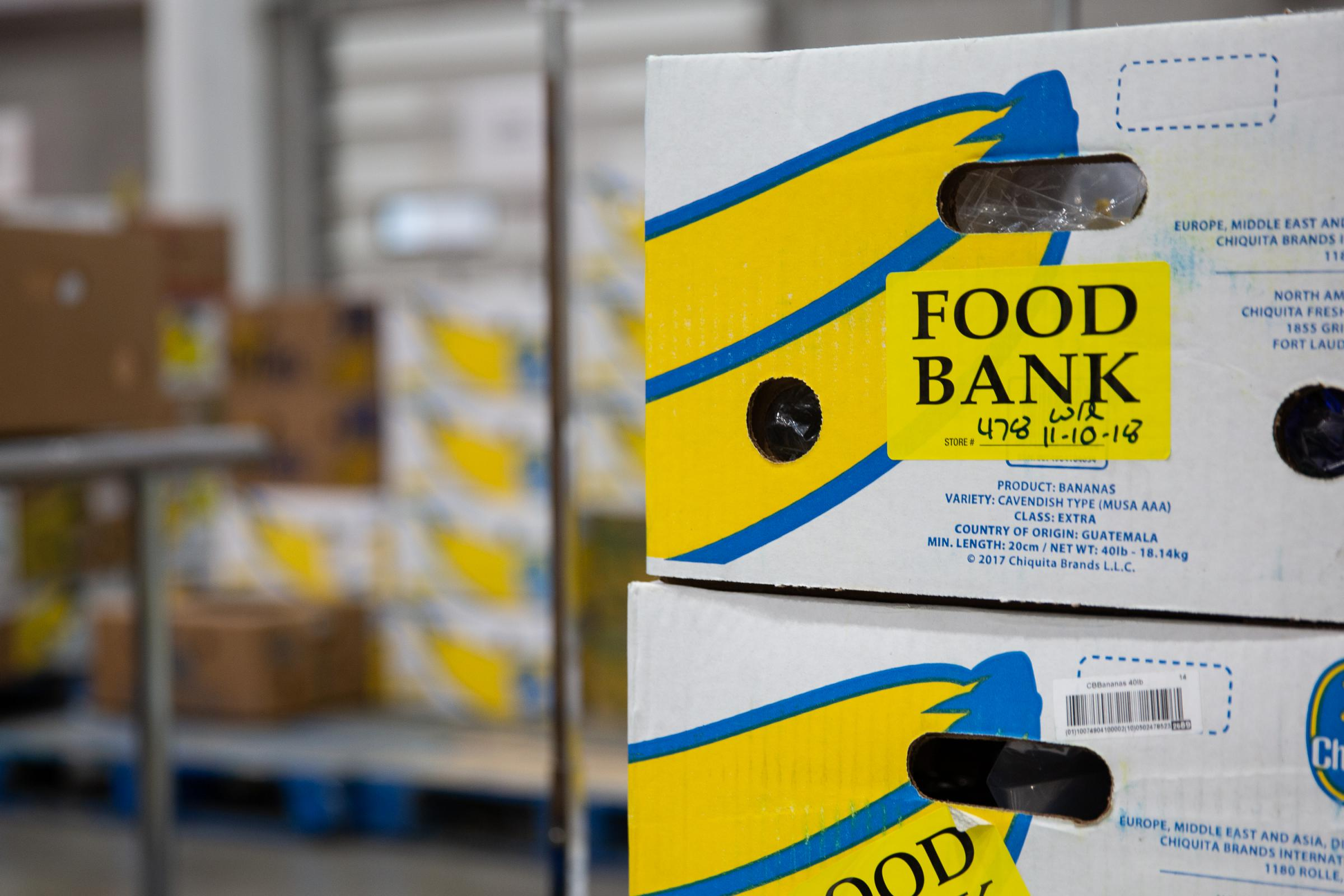 Food Insecurity And The Government Shutdown: Local Food