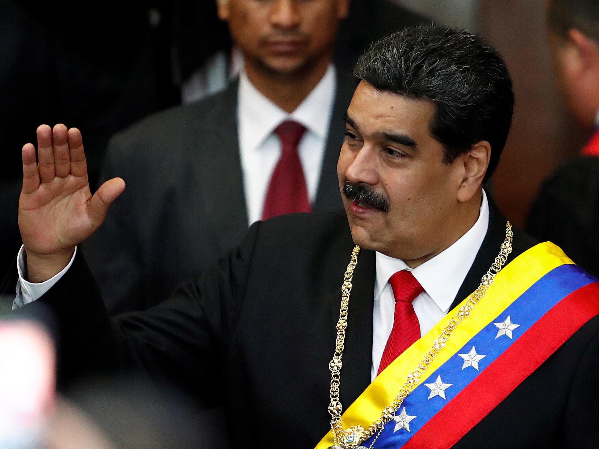 5 Reasons Why Trump's Venezuela Embargo Won't End the Maduro Regime