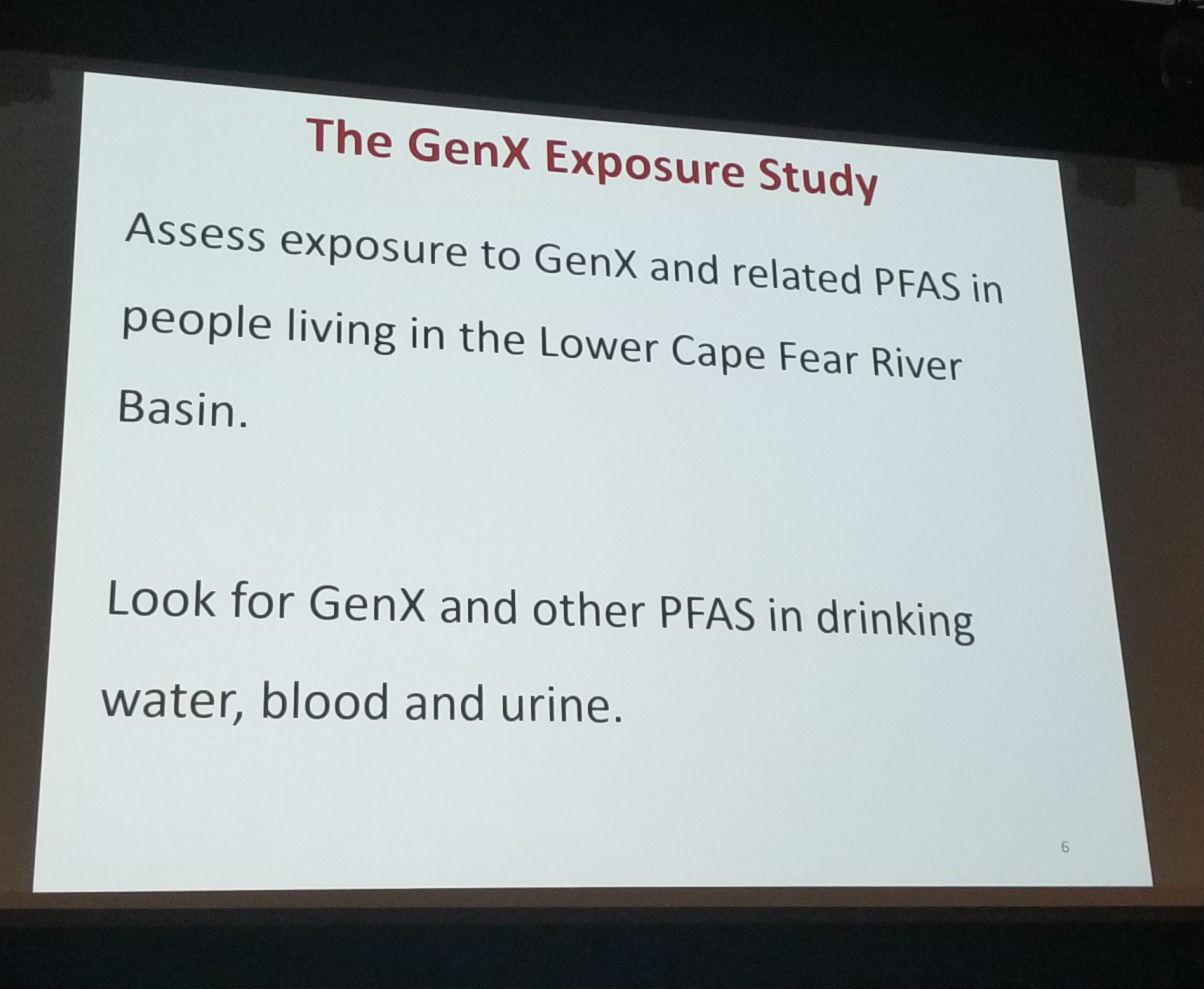 GenX: Exposure Study Results Released In Wilmington | WUNC