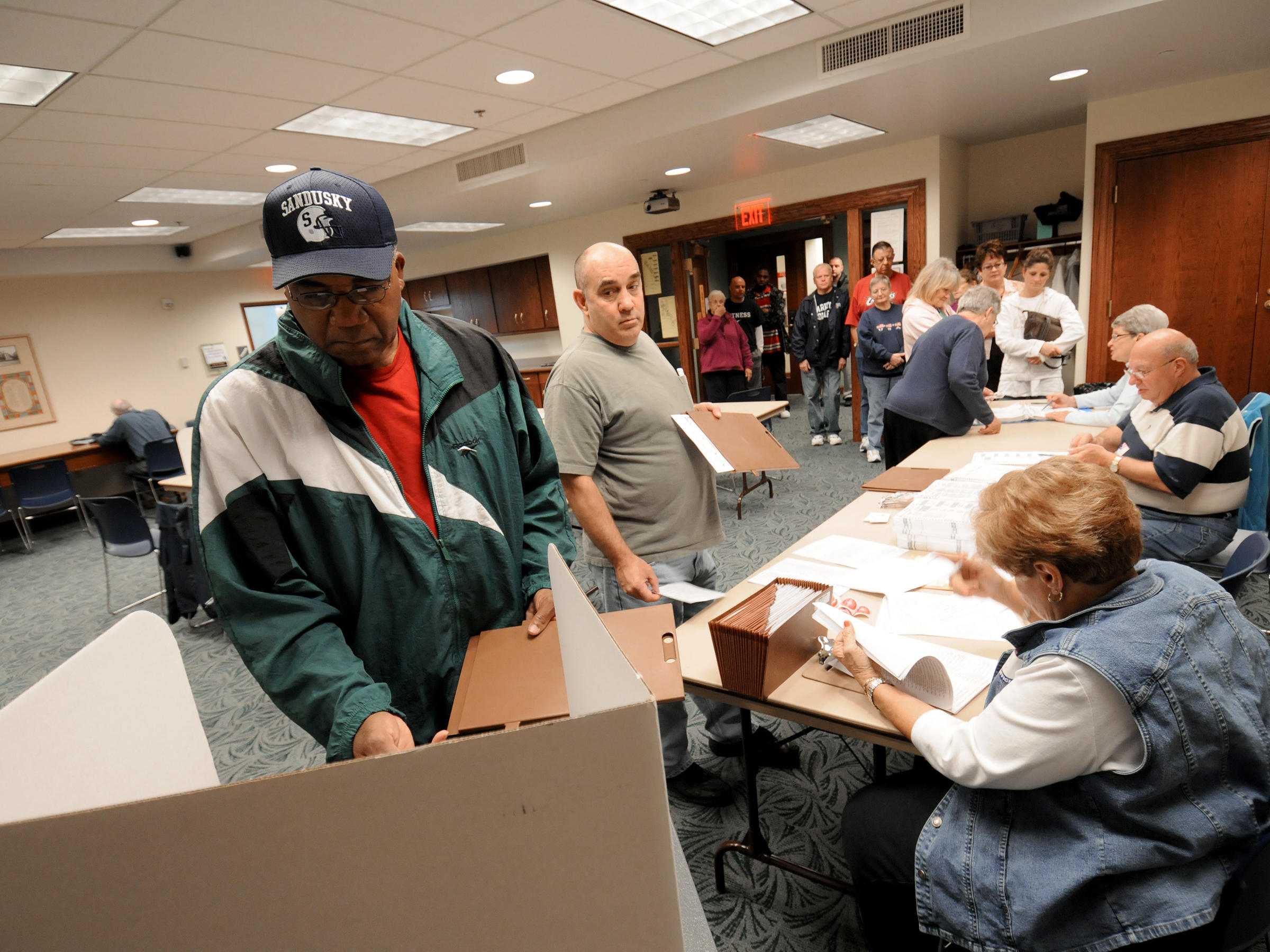 Sandusky, Ohio, Makes Election Day A Paid Holiday — By