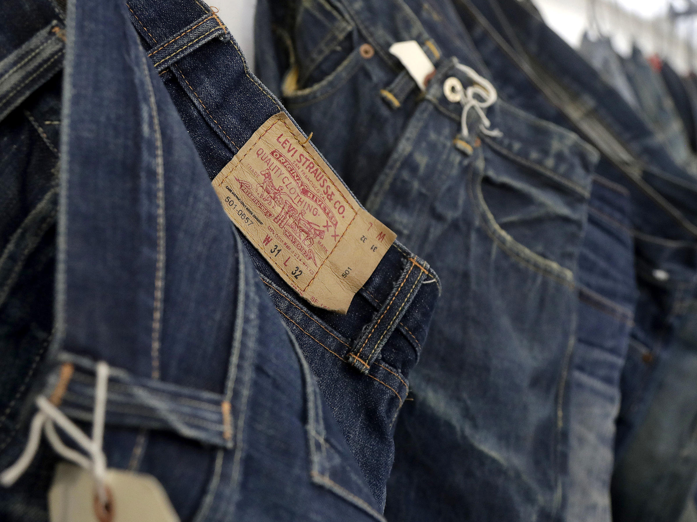 0e906d71138 Levi Strauss & Co. said on Wednesday that it has filed paperwork for an initial  public offering.