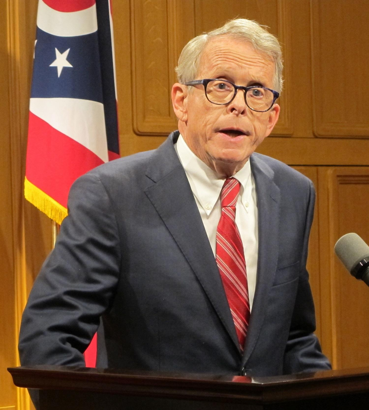 Dewine Says He Ll Ask Lawmakers For Gas Tax Hike Thursday Wvxu