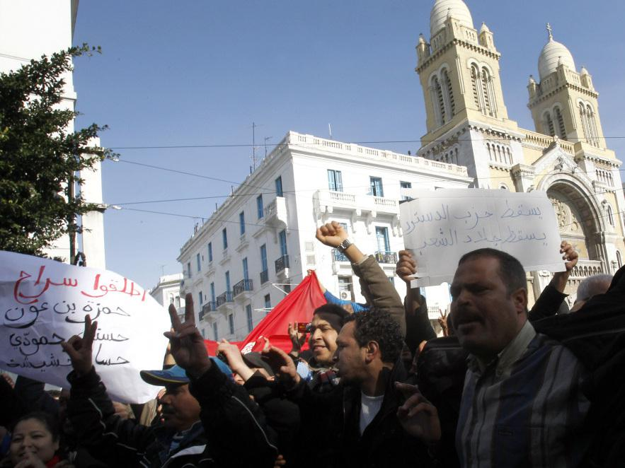 Tunisia Forms New Government Amid Protests | KUNC