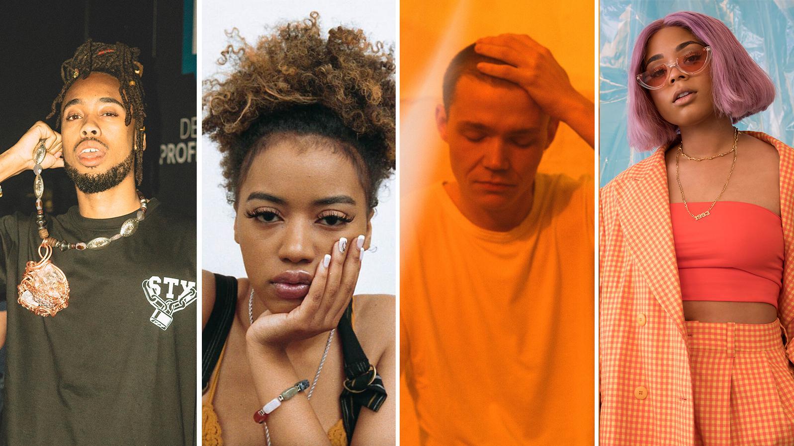 Slingshot: 20 Artists To Watch In 2019   WUWM