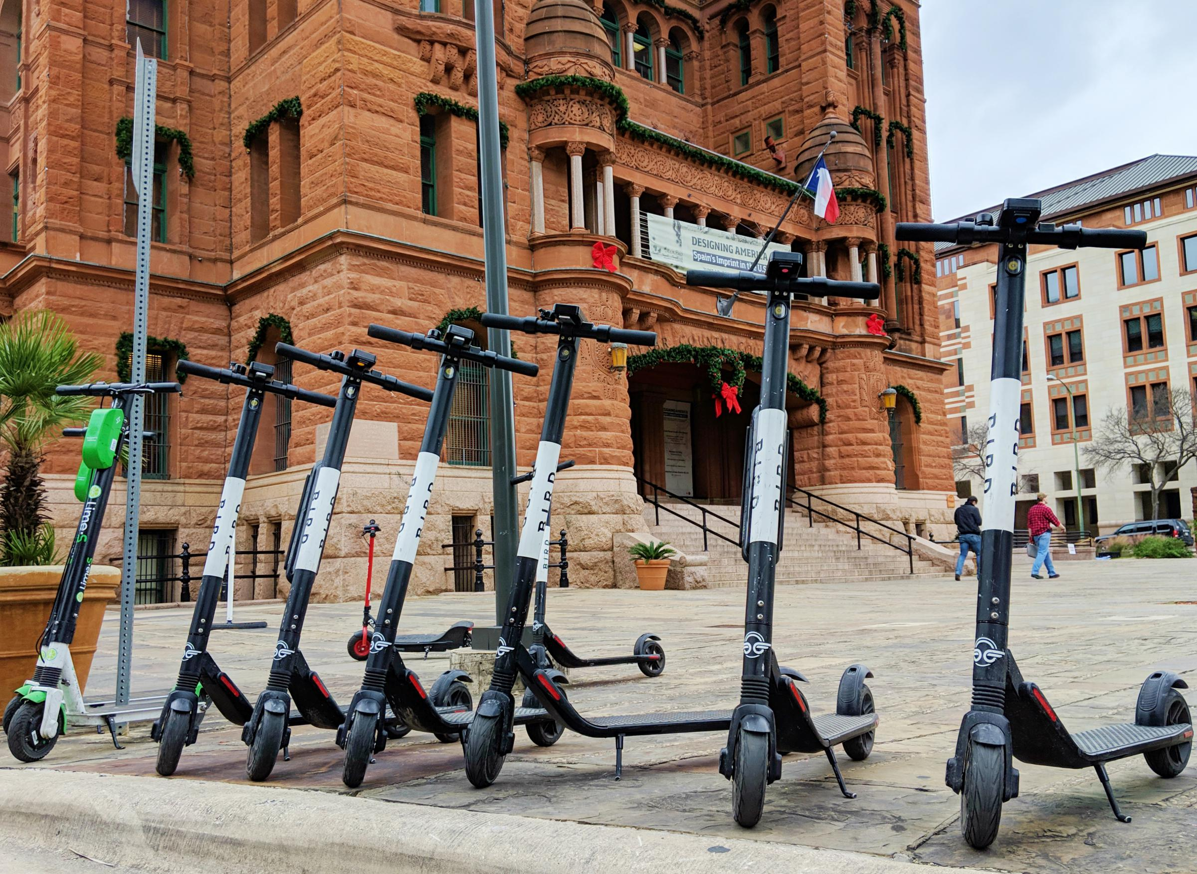 San Antonio Disabled Community Wants More Done On Scooters