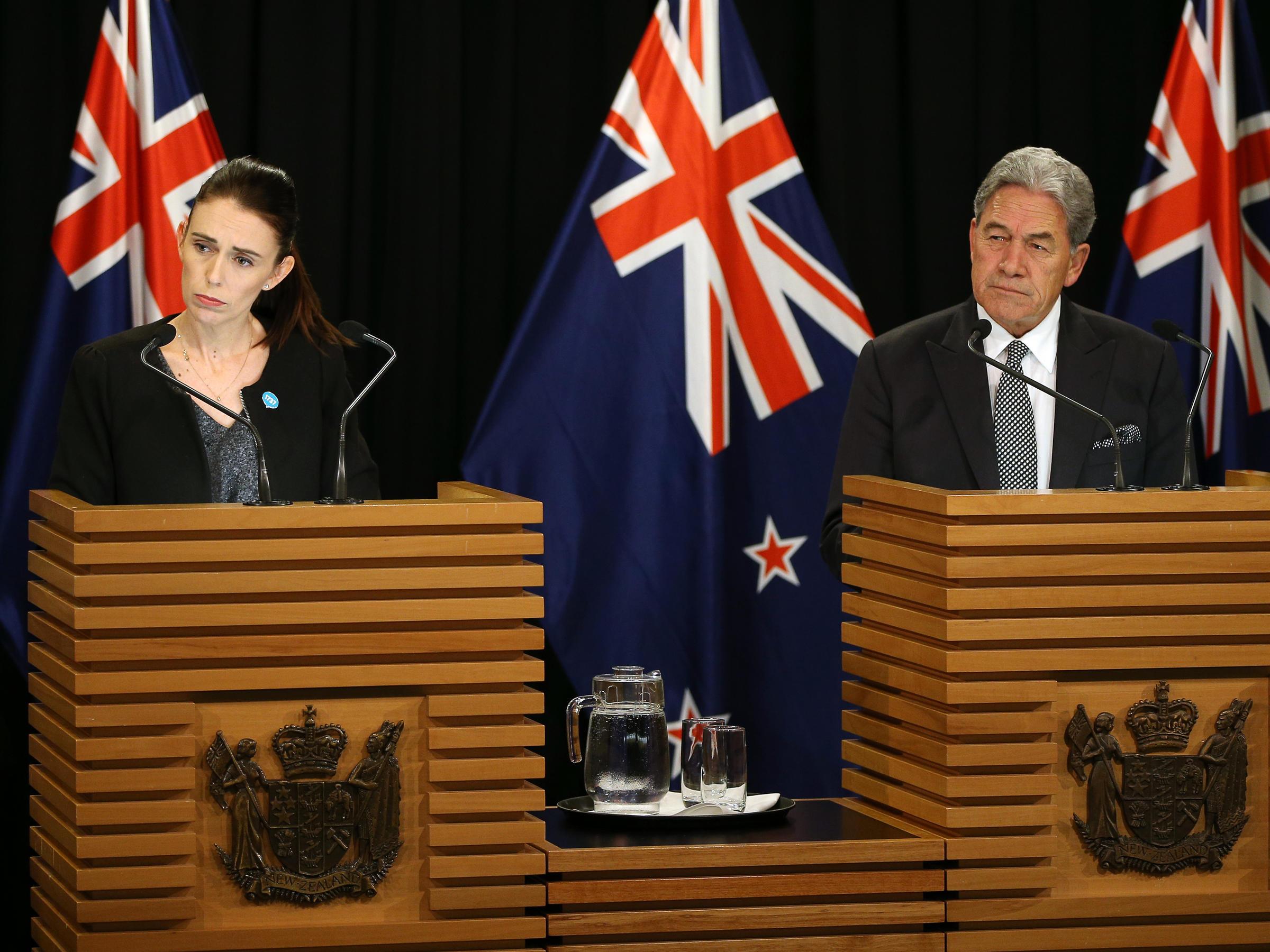 New Zealand Prime Minister Promises Tighter Gun Laws