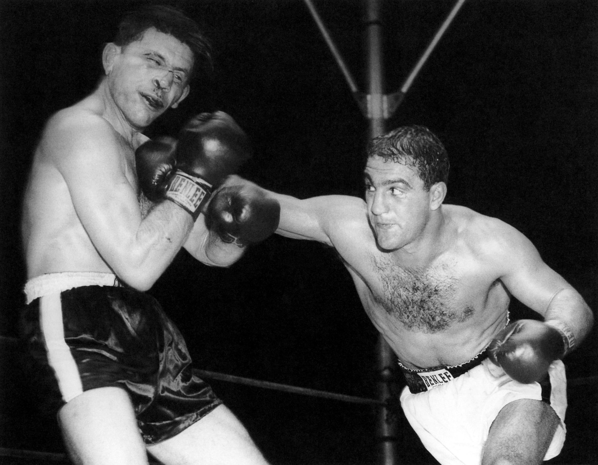 Image result for rocky marciano