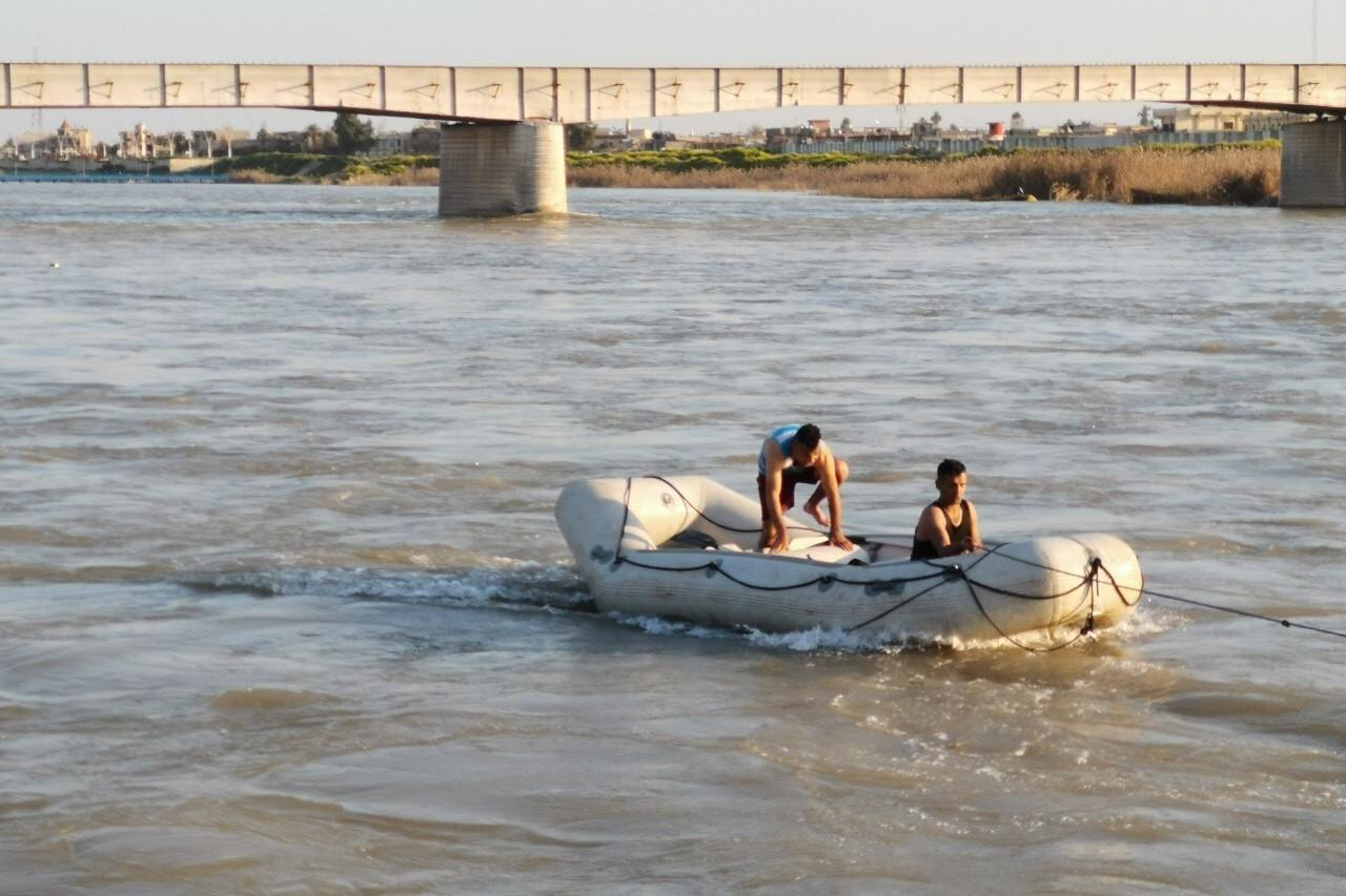 Boat Sinks In Iraq, Killing At Least 100 During New Year Celebration