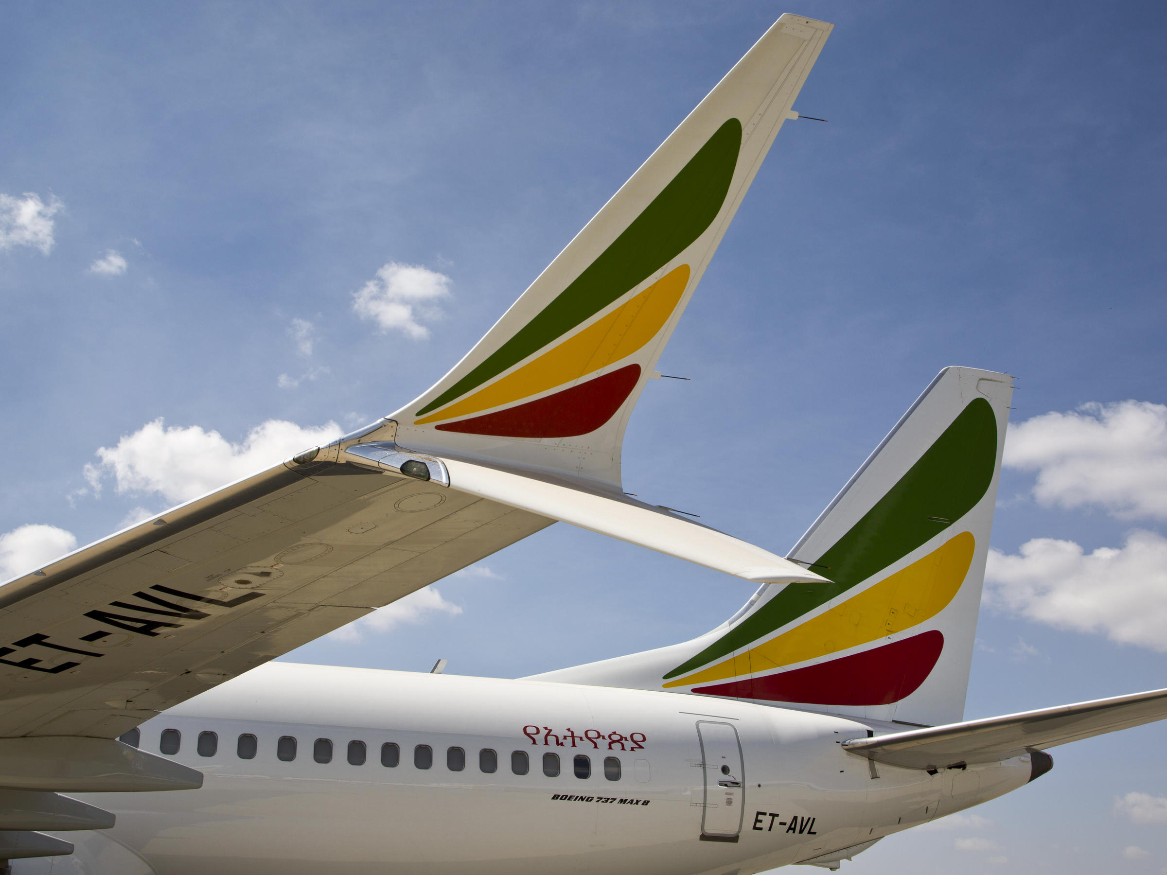 Image result for Ethiopian Airlines Boeing 737 MAX