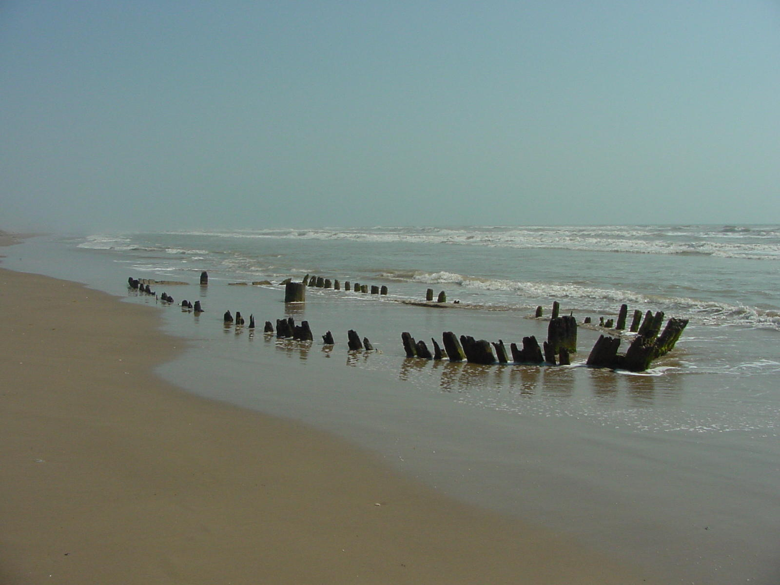 As Nature Claims Shipwrecks Historians
