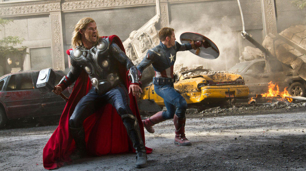 The Avengers A Marvel Ous Whedonesque Ride Public Radio