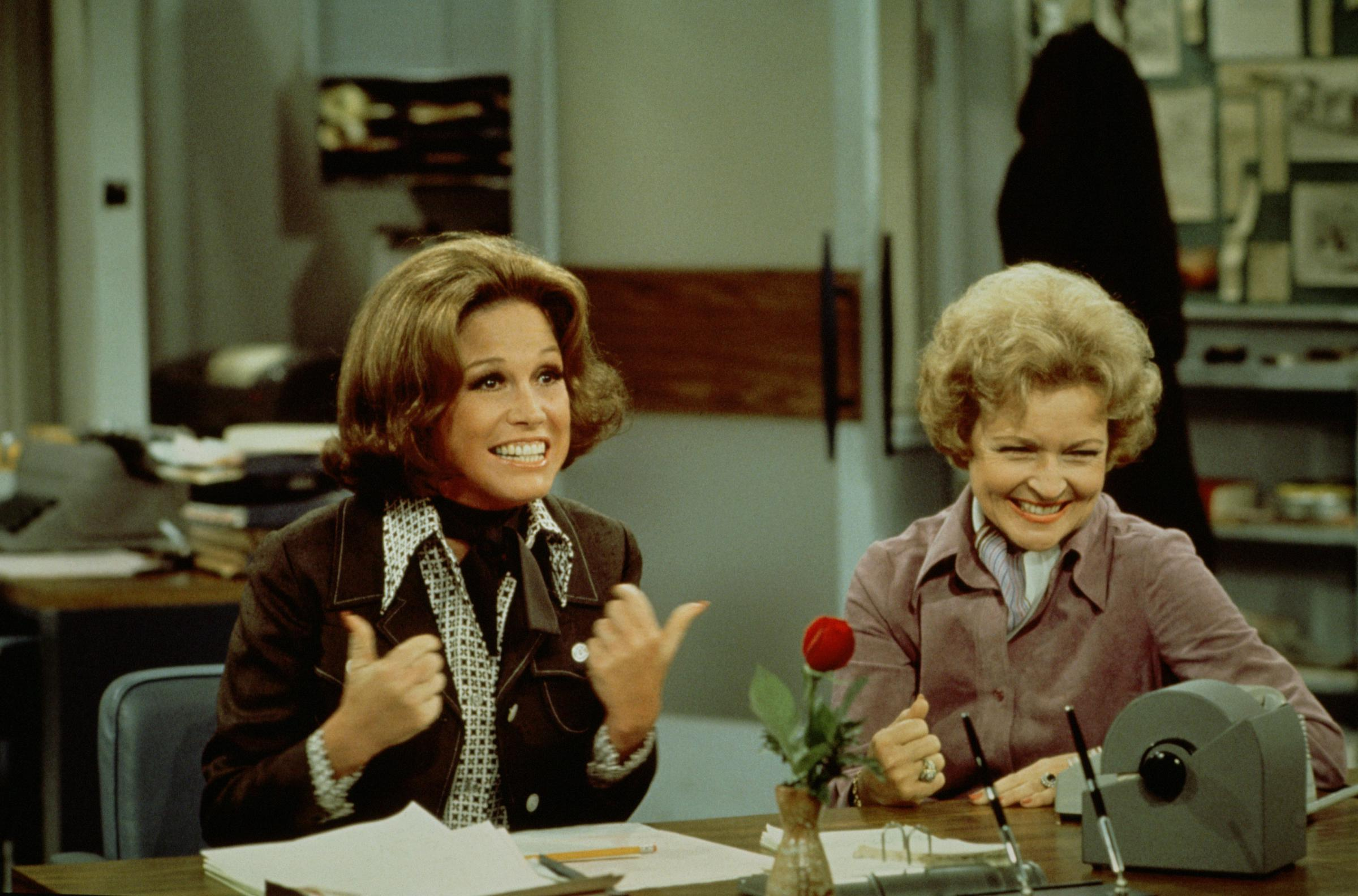 Mary Tyler Moore: On Her Own, Single And Singular | 91 9 KVCR