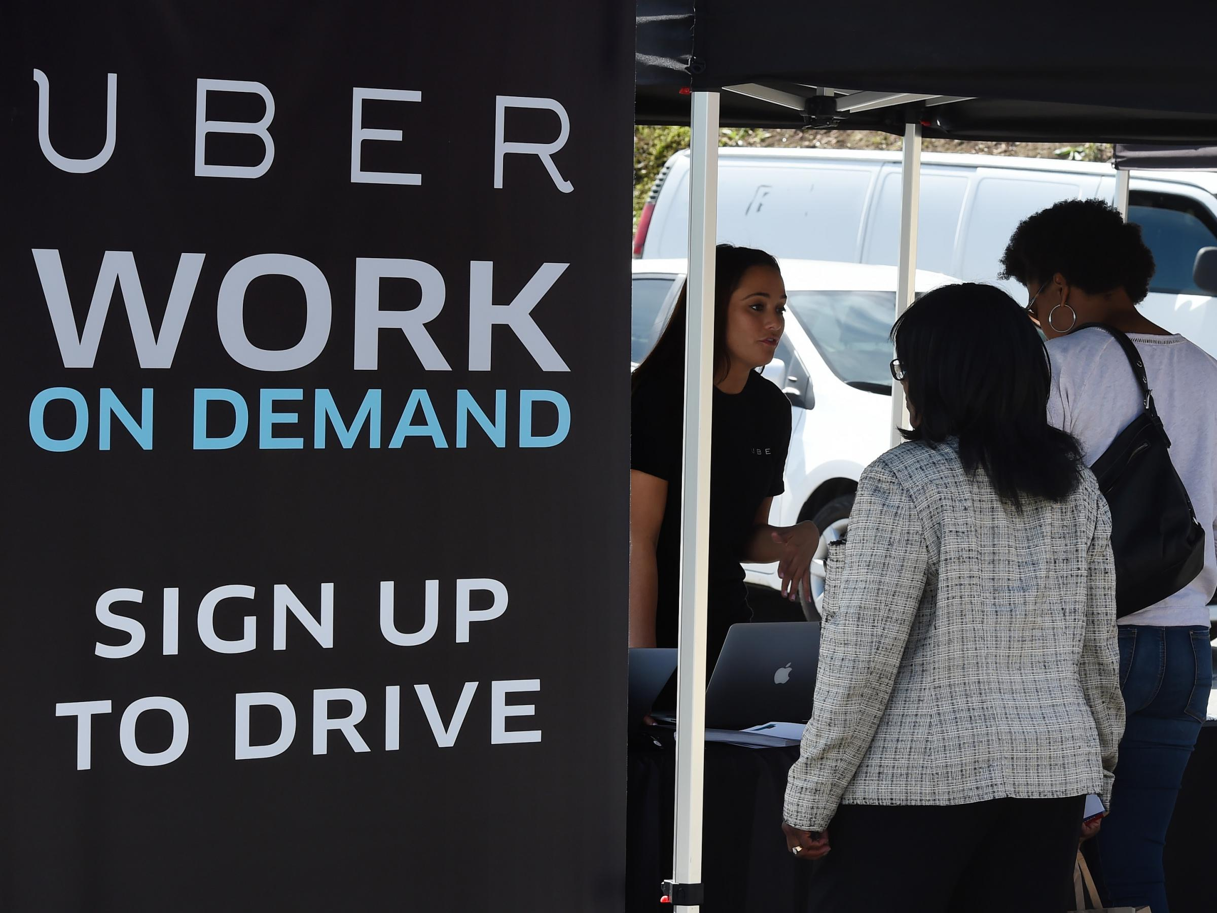 Service Economy Makes Work For >> Why Hasn T The Gig Economy Killed Traditional Work Georgia Public