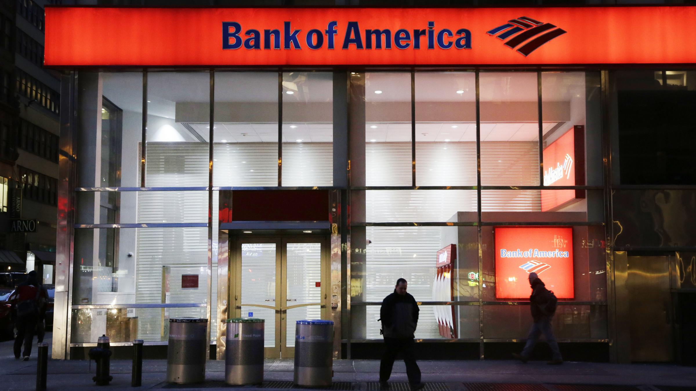 Bank Of America Raising Its Minimum Wage To 20 An Hour