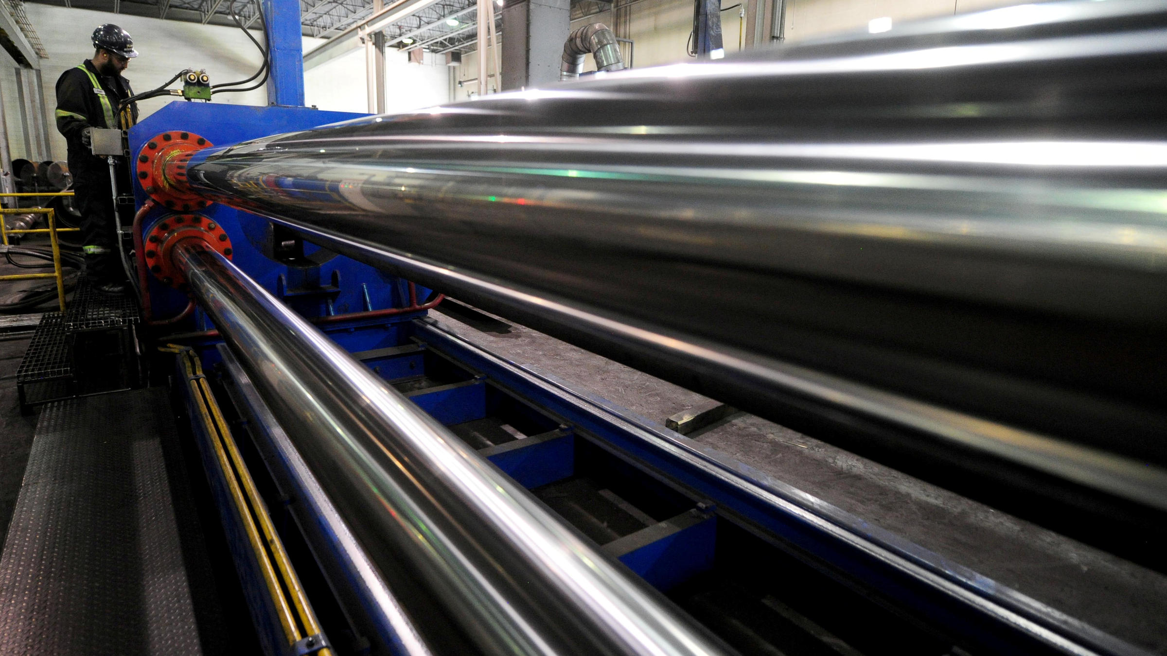 U S  Will Lift Tariffs On Steel And Aluminum From Canada And