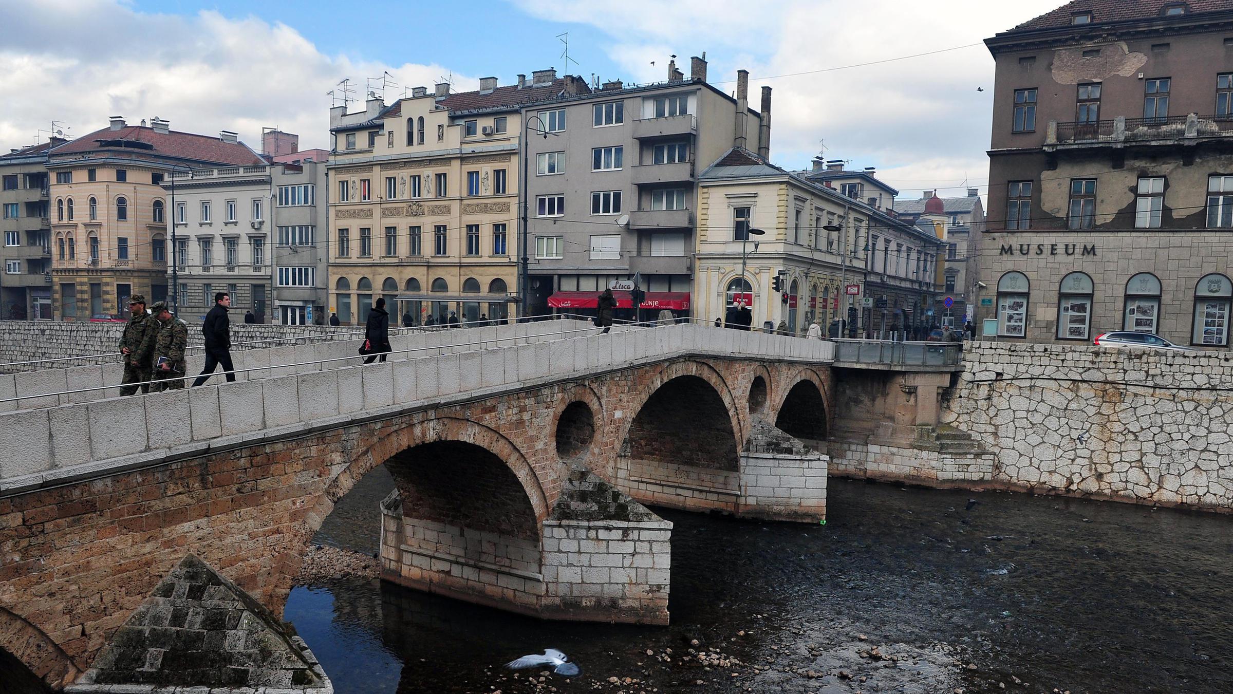A Century Ago In Sarajevo A Plot A Farce And A Fateful