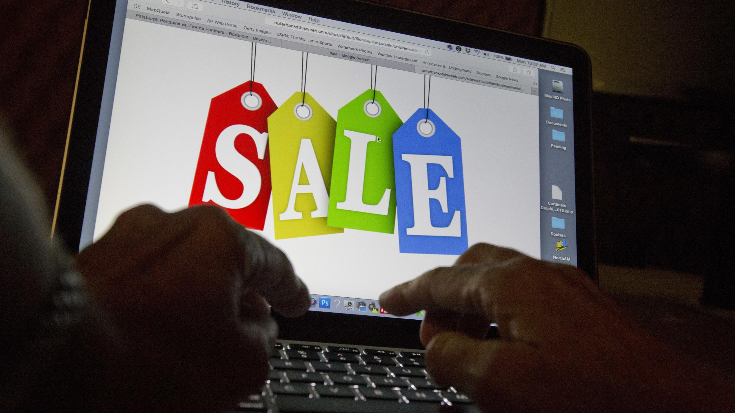 Will You Soon Have To Pay Sales Tax On Every Online Purchase