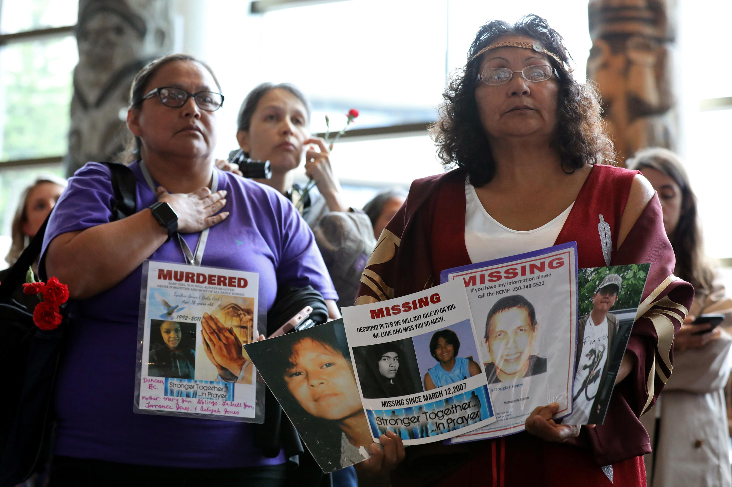 Genocide' Has Been Committed Against Indigenous Women And Girls