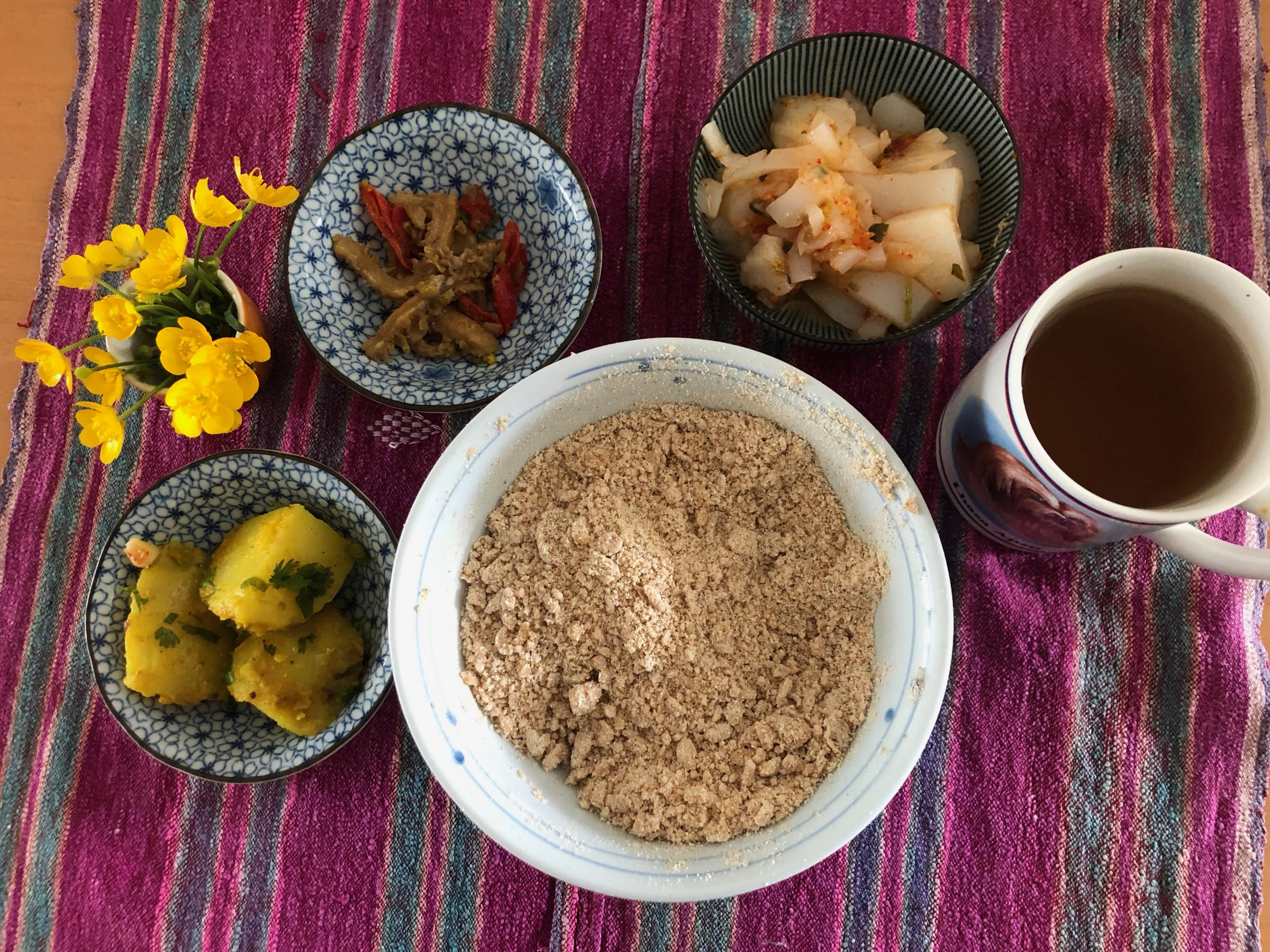 Tsampa: The Tibetan Cereal That Helped Spark An Uprising | KMUW