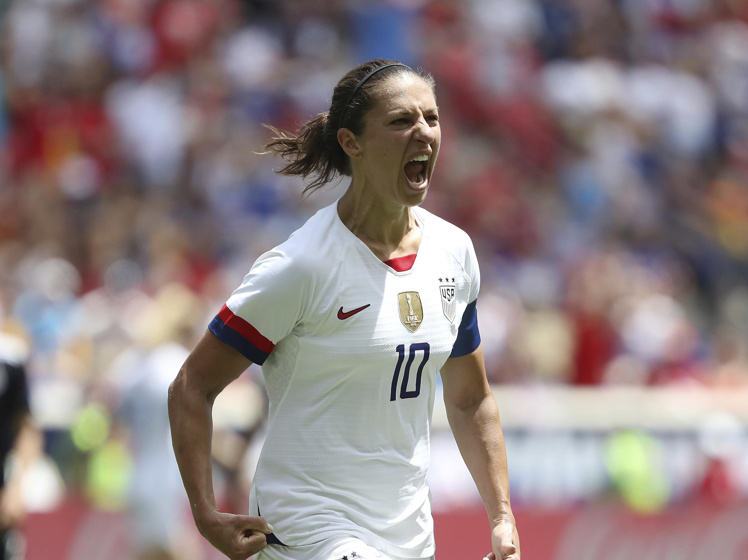 Women S World Cup U S Is Ready Excited Hungry As It Takes On