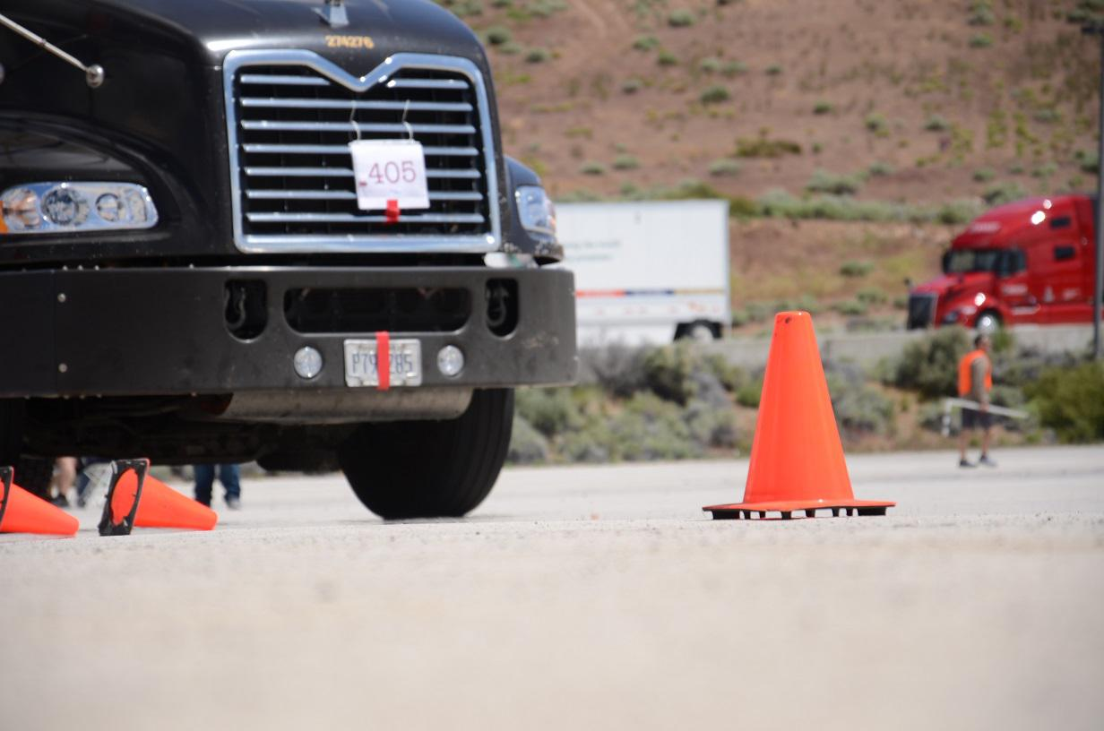 State Trucking Competitions Seek To Find Safest Drivers Kunc