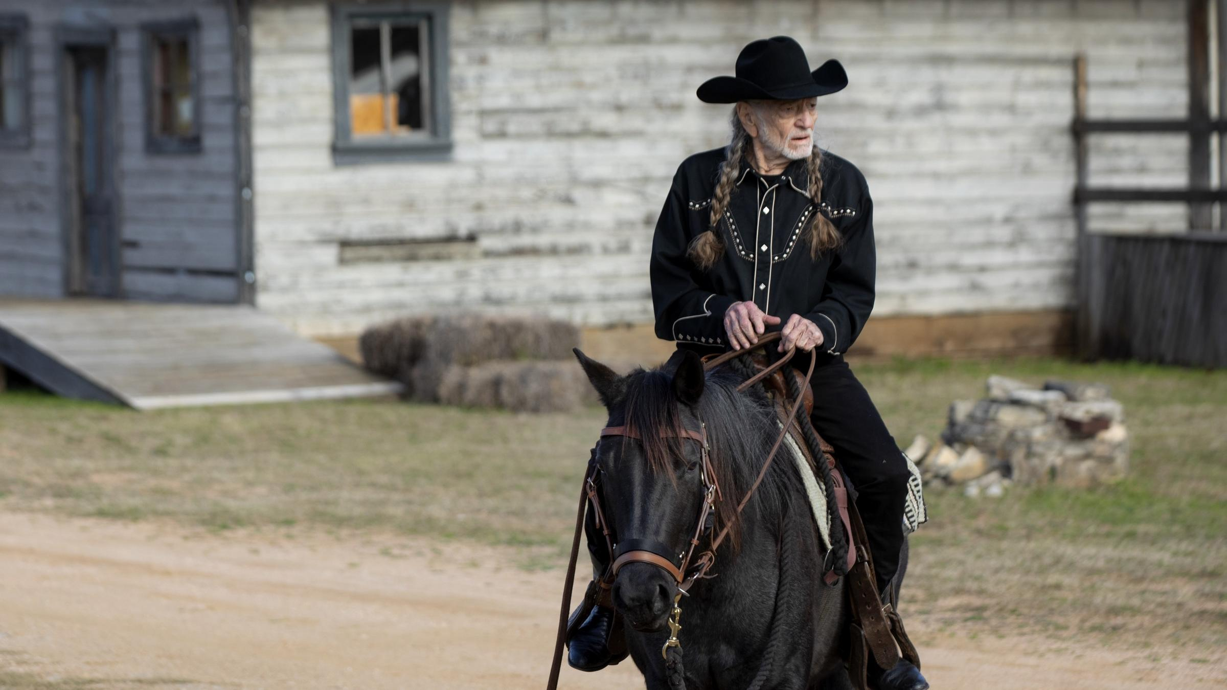 Willie Nelson On Cowboys, 'Crazy' and CBD-Infused Coffee