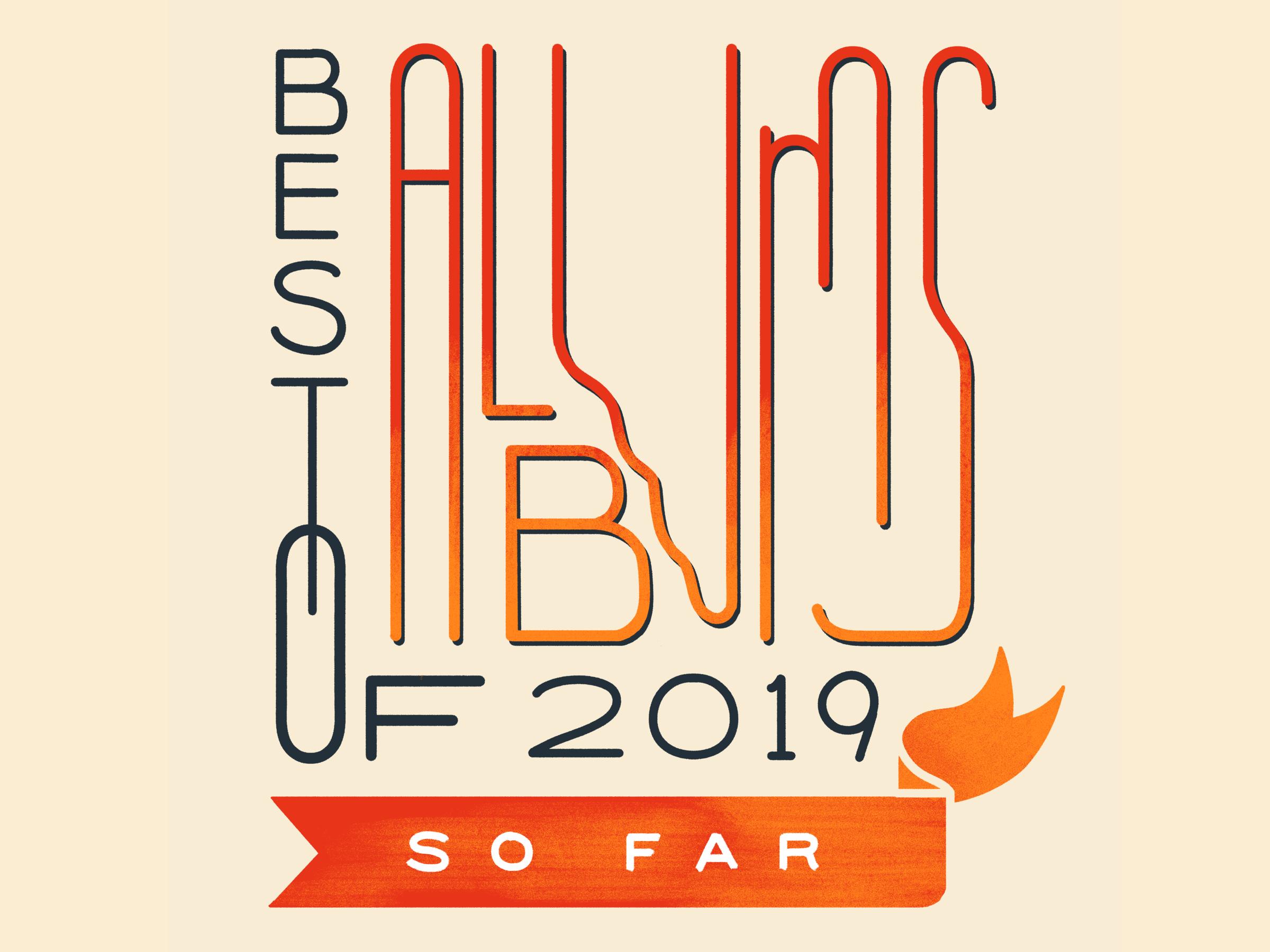 Npr Best Albums 2019 Best Albums Of 2019 (So Far)   NPR Illinois