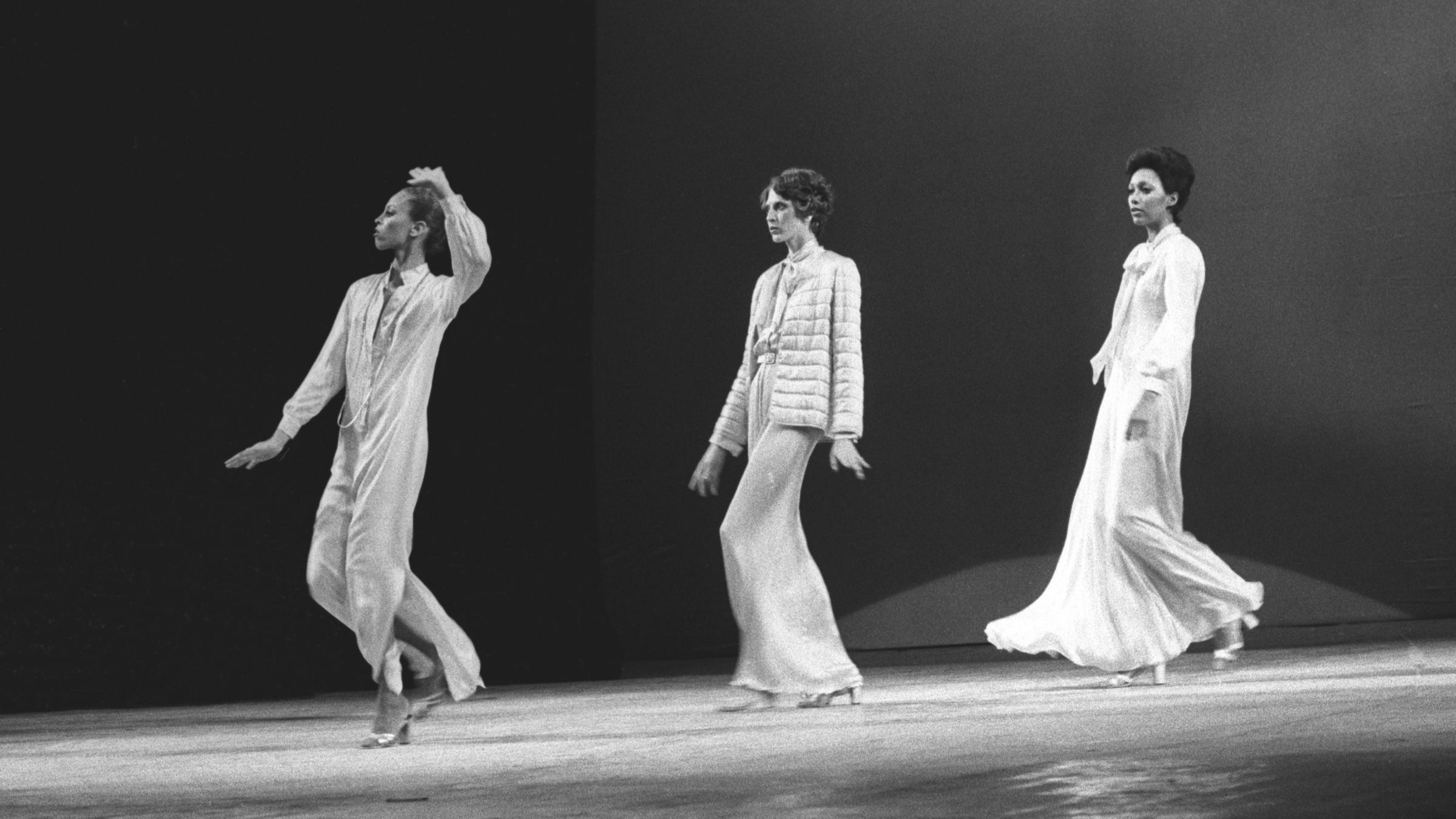 How A 1970s Fashion Faceoff Put American Designers In The