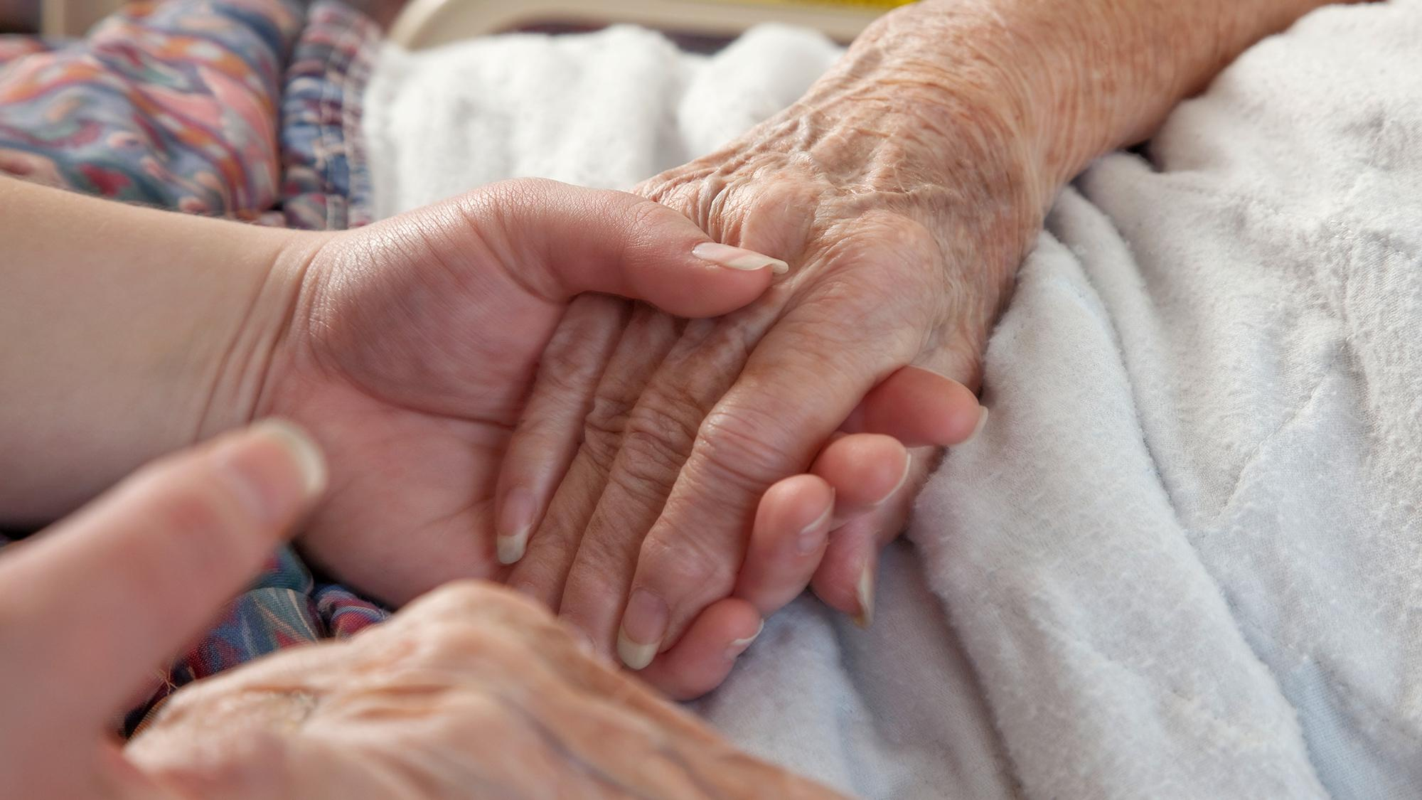 Hospice Chaplain Reflects On Life, Death And The 'Strength Of The