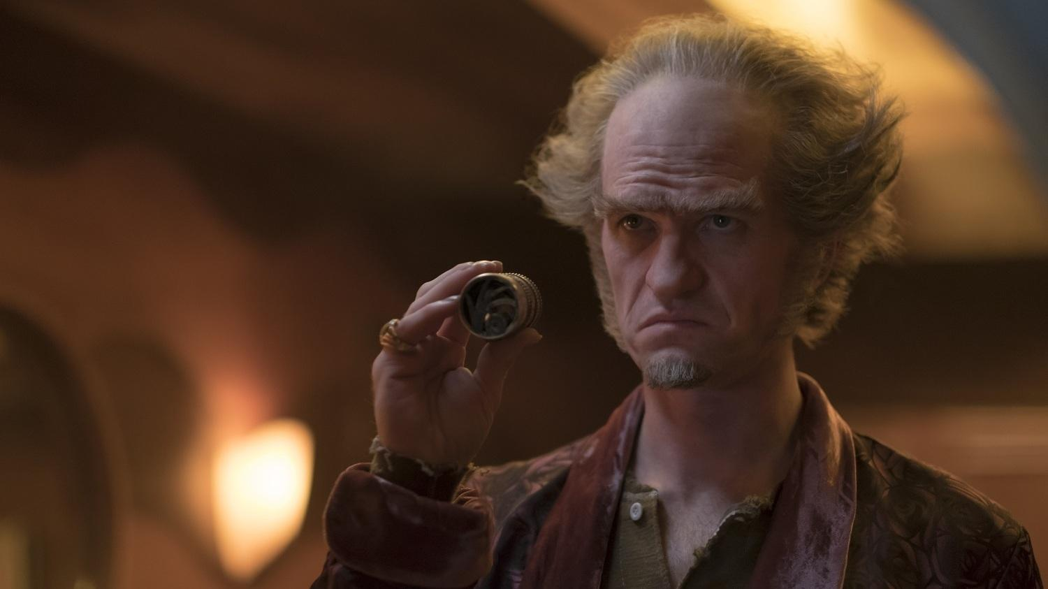 A Series Of Unfortunate Events' Is All About Olaf | WOSU Radio