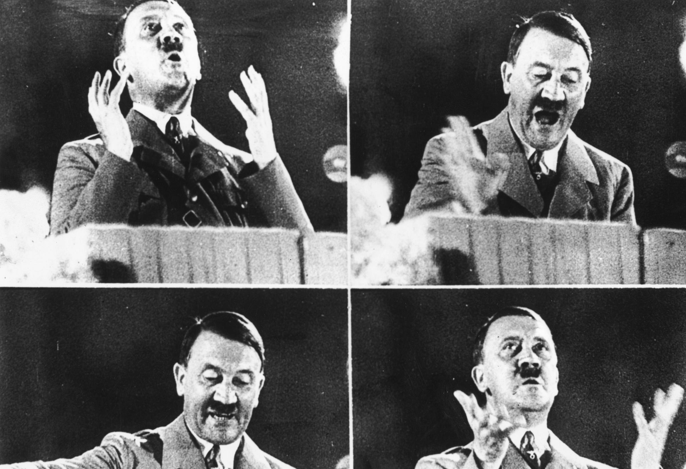 Author Says Hitler Was 'Blitzed' On Cocaine And Opiates