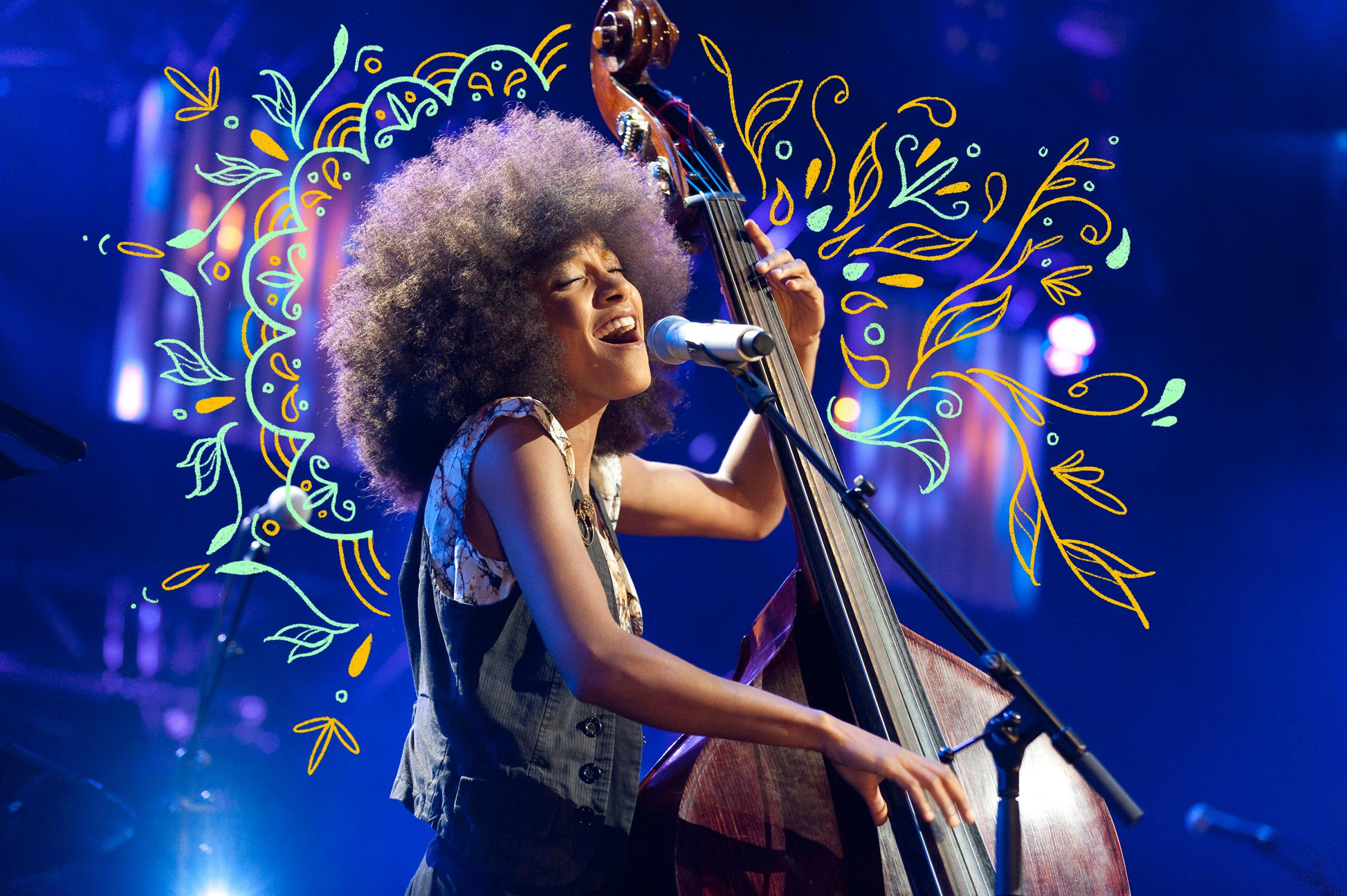 Esperanza Spalding Is The 21st Century's Jazz Genius | Texas