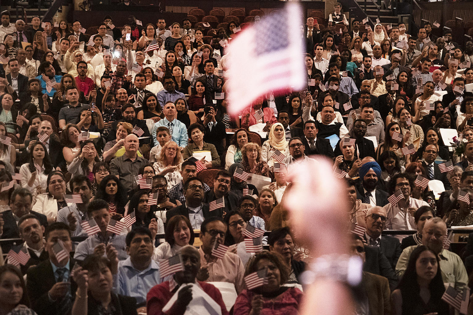 How The U S  Citizenship Oath Came To Be What It Is Today | Michigan