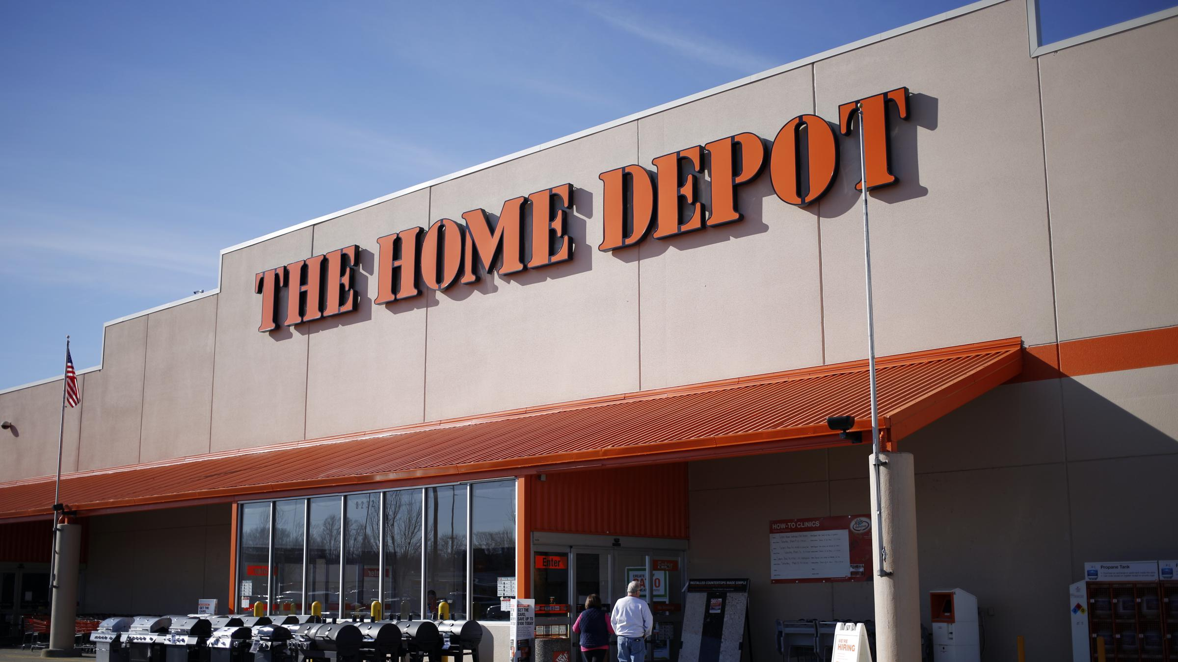 Home Depot Responds To Calls For Boycott Over Co-Founder's Support on mobile home parts, mobile home ship, mobile home barn, mobile home house, mobile home company, mobile home bunker, mobile home site, mobile home base, mobile home building, mobile home fort, mobile home desert, mobile home delivery, mobile home remodeling, mobile home camp, mobile home hotel, mobile home supplies, mobile home doors, mobile home unit, mobile home rail, mobile home supply,