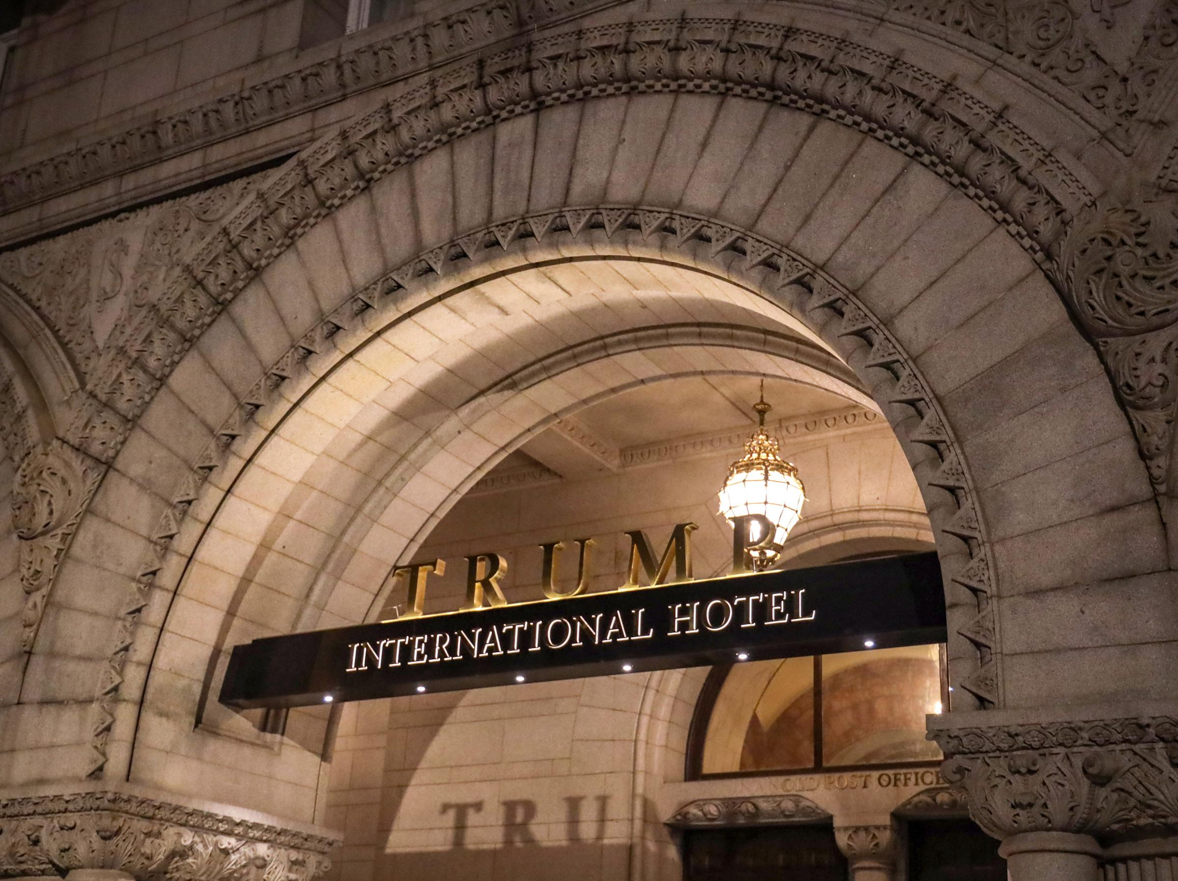 Appeals Court Orders Dismissal Of Emoluments Lawsuit Against Trump | KUT