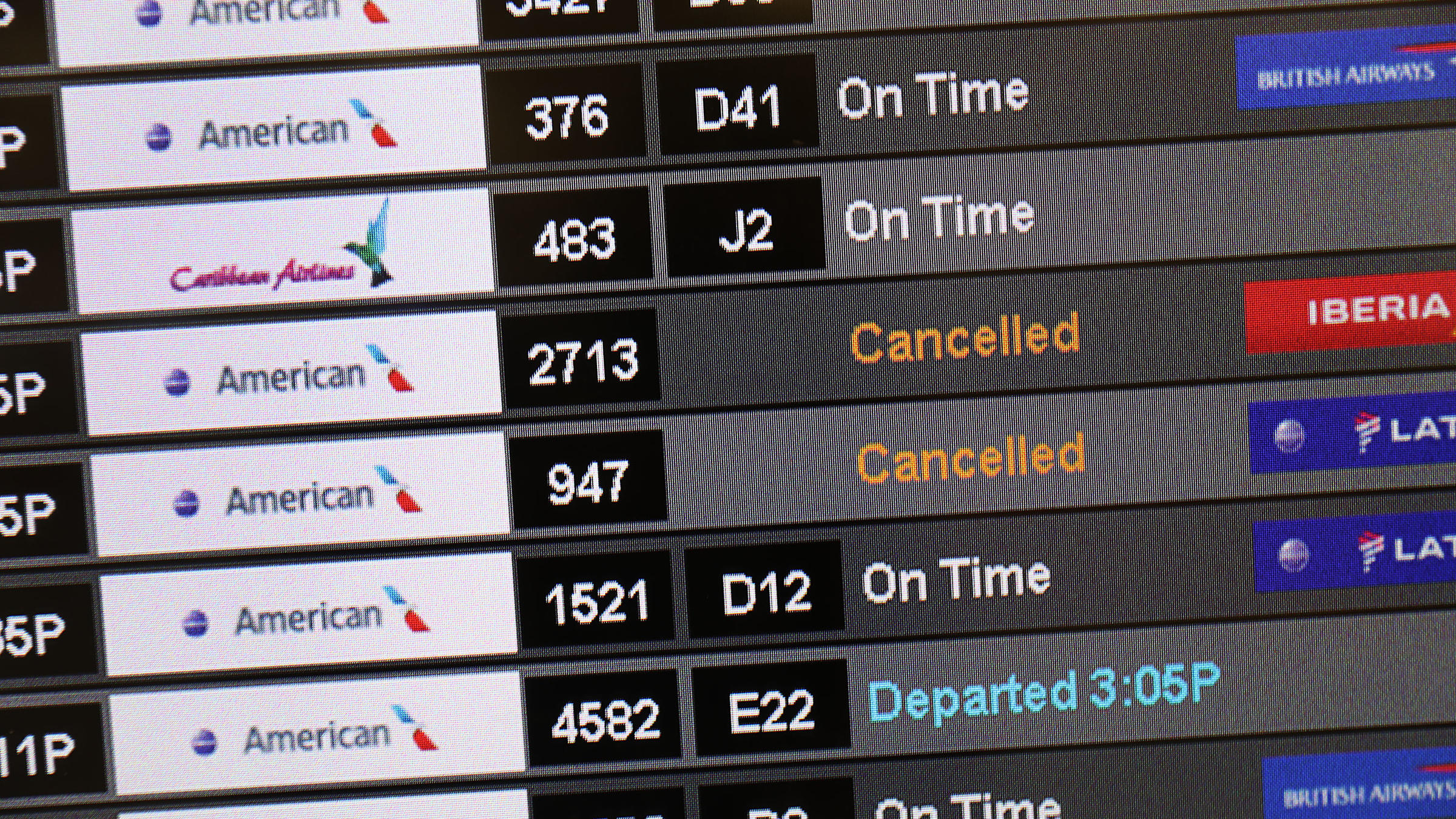 2 Major Airlines Cancel Thousands Of Boeing Max Flights Through November