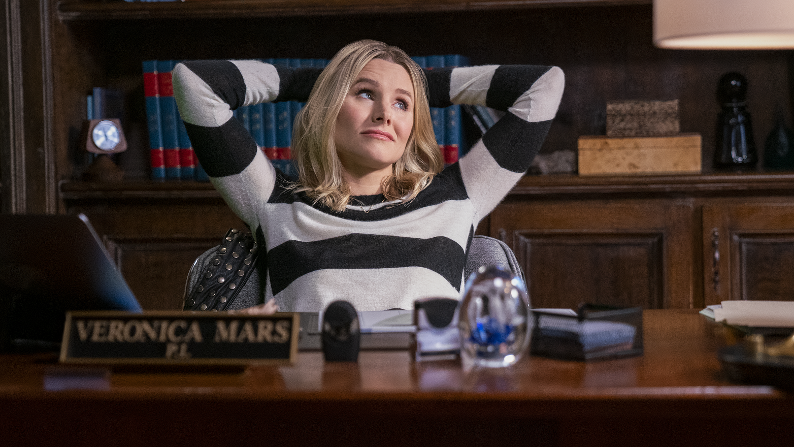 'Veronica Mars' Offers More Than Nostalgia; She's Always Been A Survivor