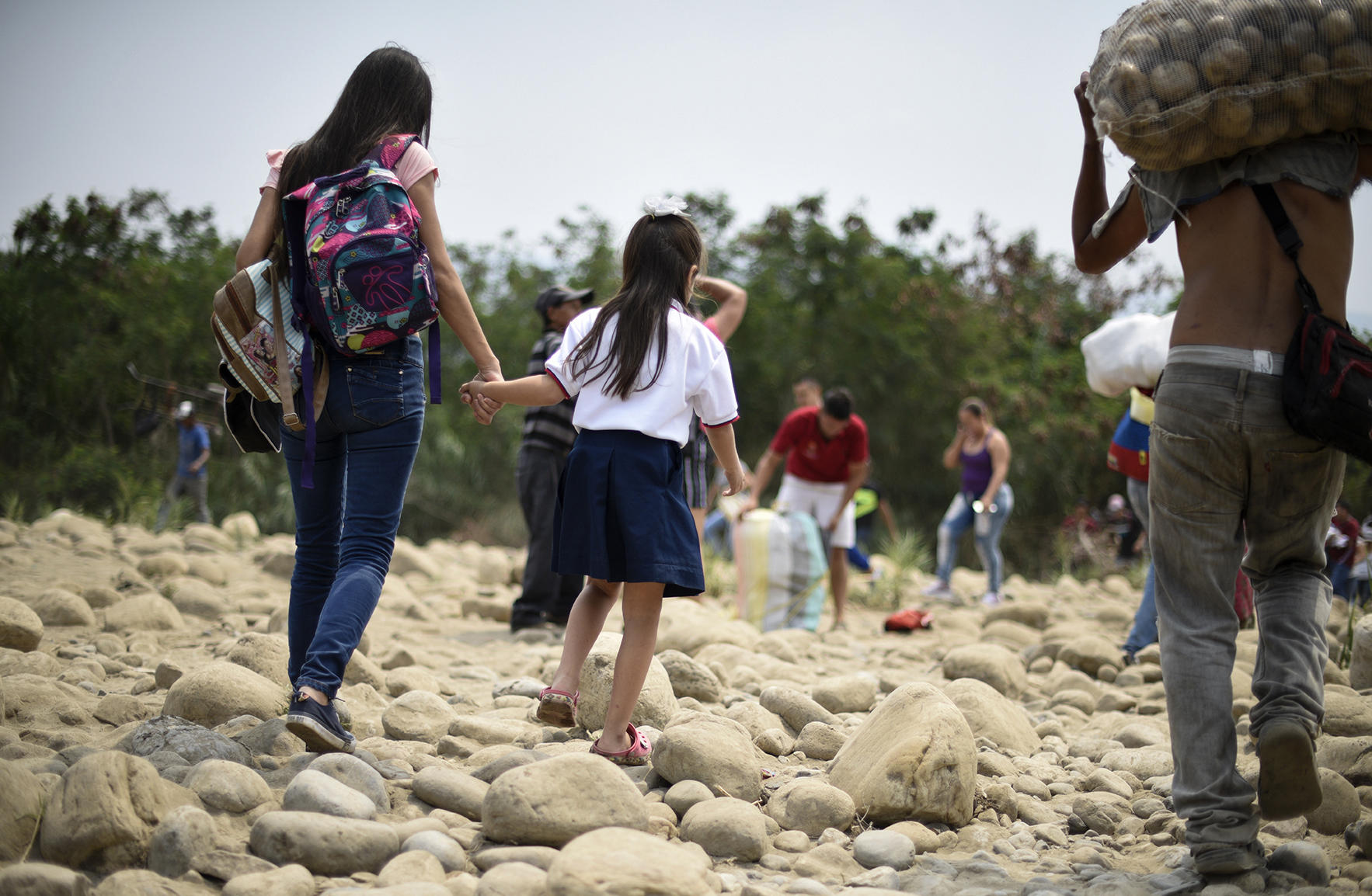 Super Venezuelas Teachers And Students Skip School For Survival Beutiful Home Inspiration Aditmahrainfo