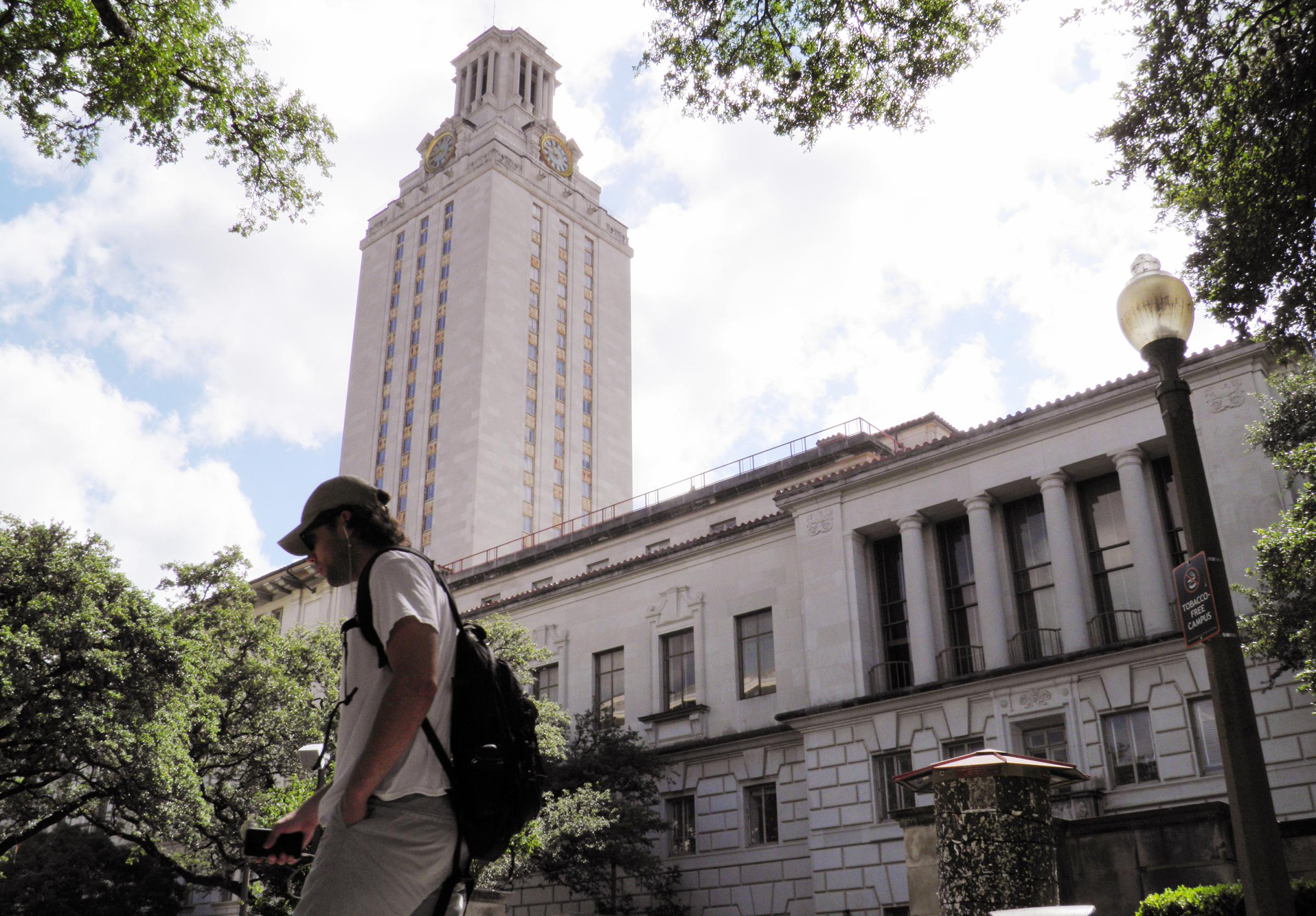 Ut Austin Fall 2020 Course Schedule University of Texas Austin Promises Free Tuition For Low Income