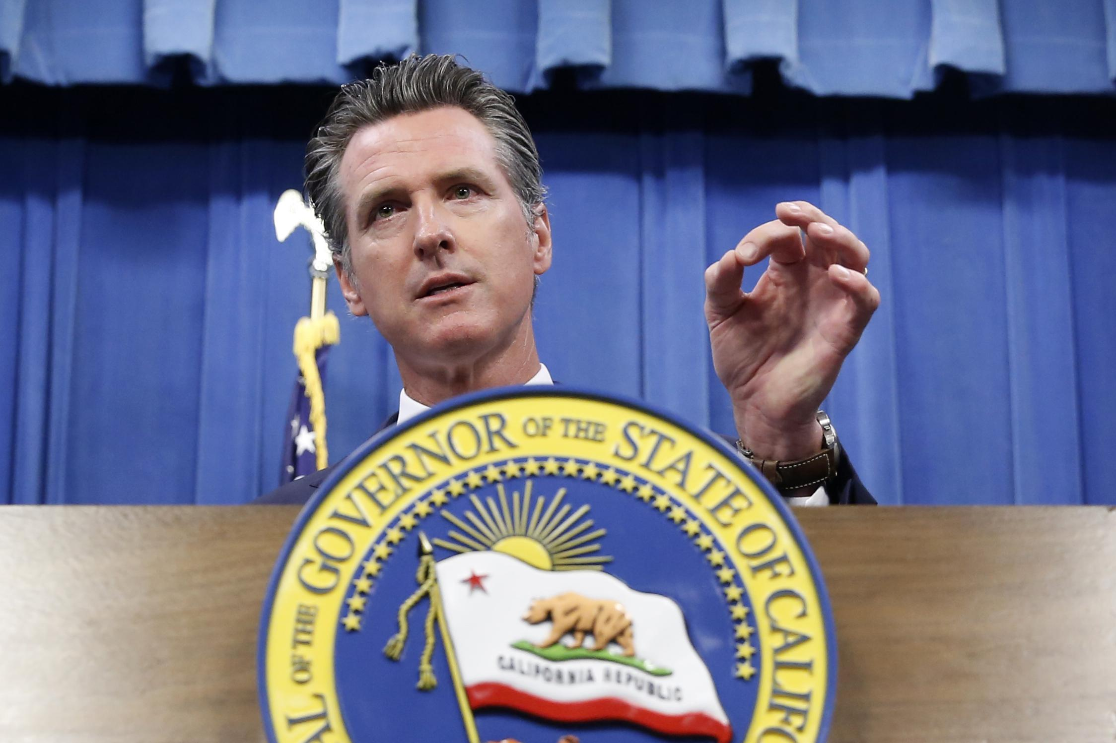 New California Law Requires Presidential Candidates To