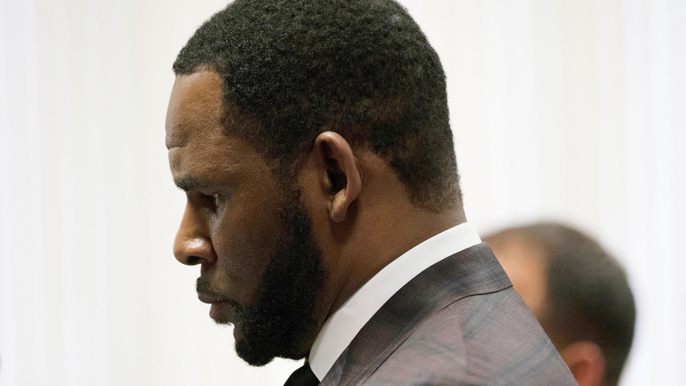 R  Kelly Pleads Not Guilty To Federal Charges In New York | WSHU