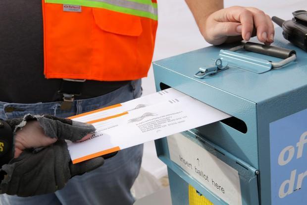Oregon Secretary of State Oregon Online Voter Registration