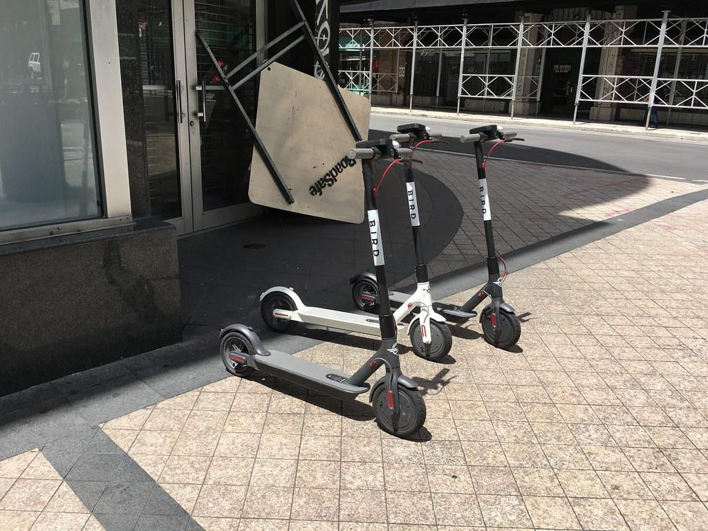 E-Scooters Maybe Not So Green After All