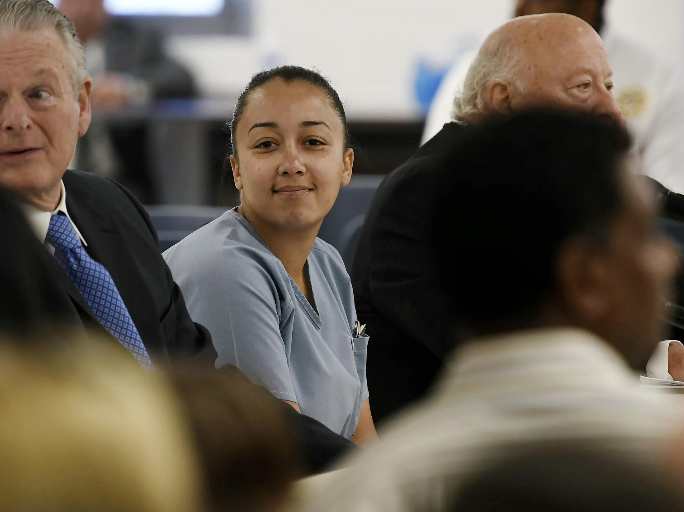 Cyntoia Brown Released After 15 Years In Prison For Murder | KLCC