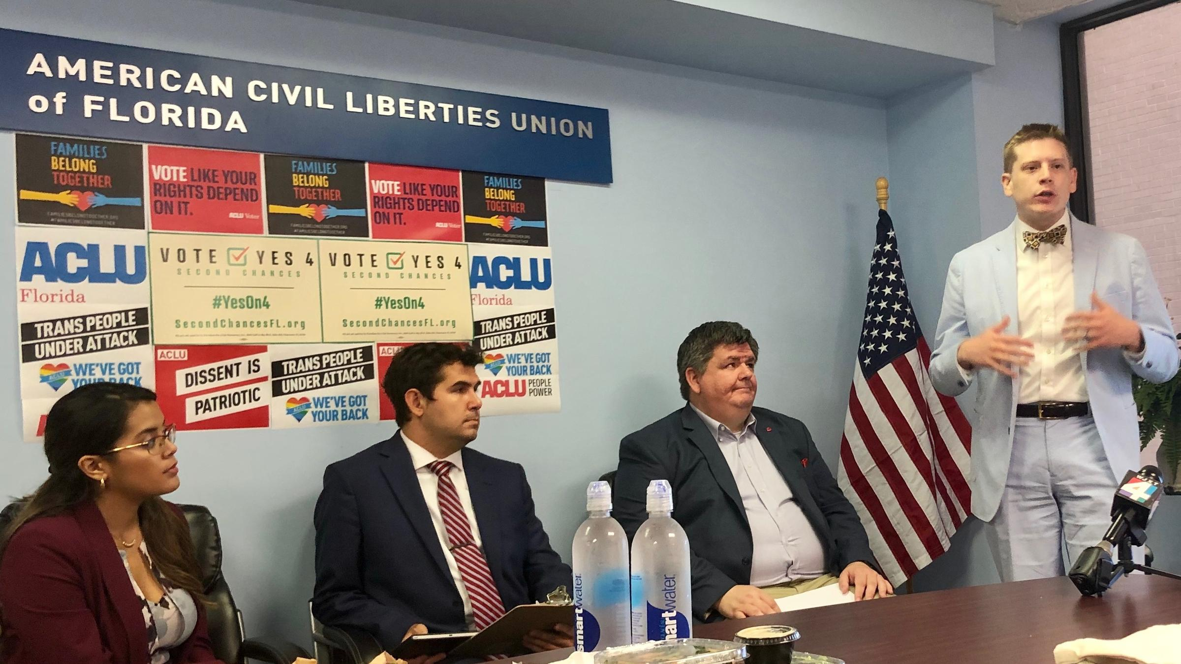 ACLU Says 2019 Marked Florida's 'Worst Legislative Session In 10 Years'