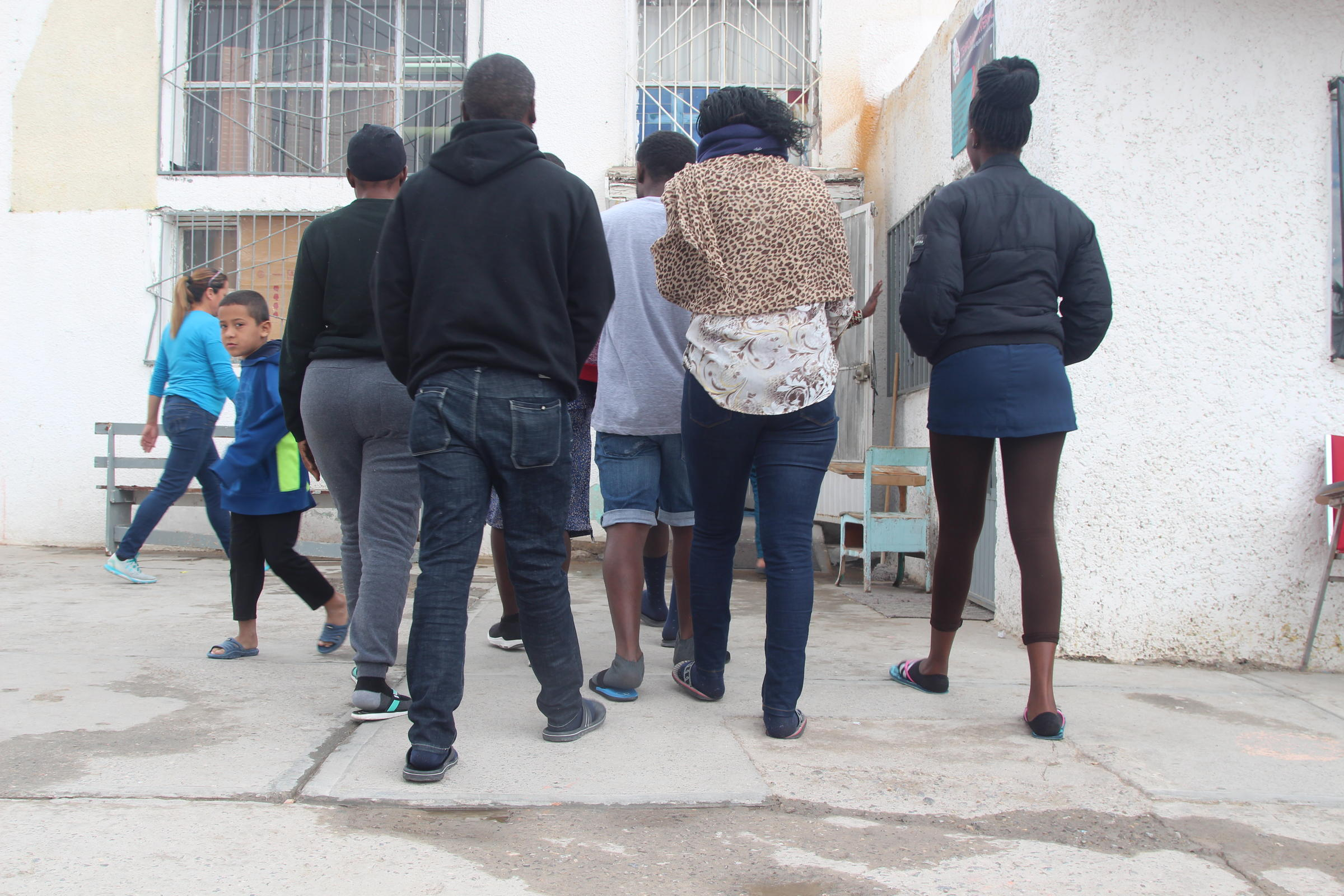 Africans In Juárez: The Migration Mosaic Expands | KERA News